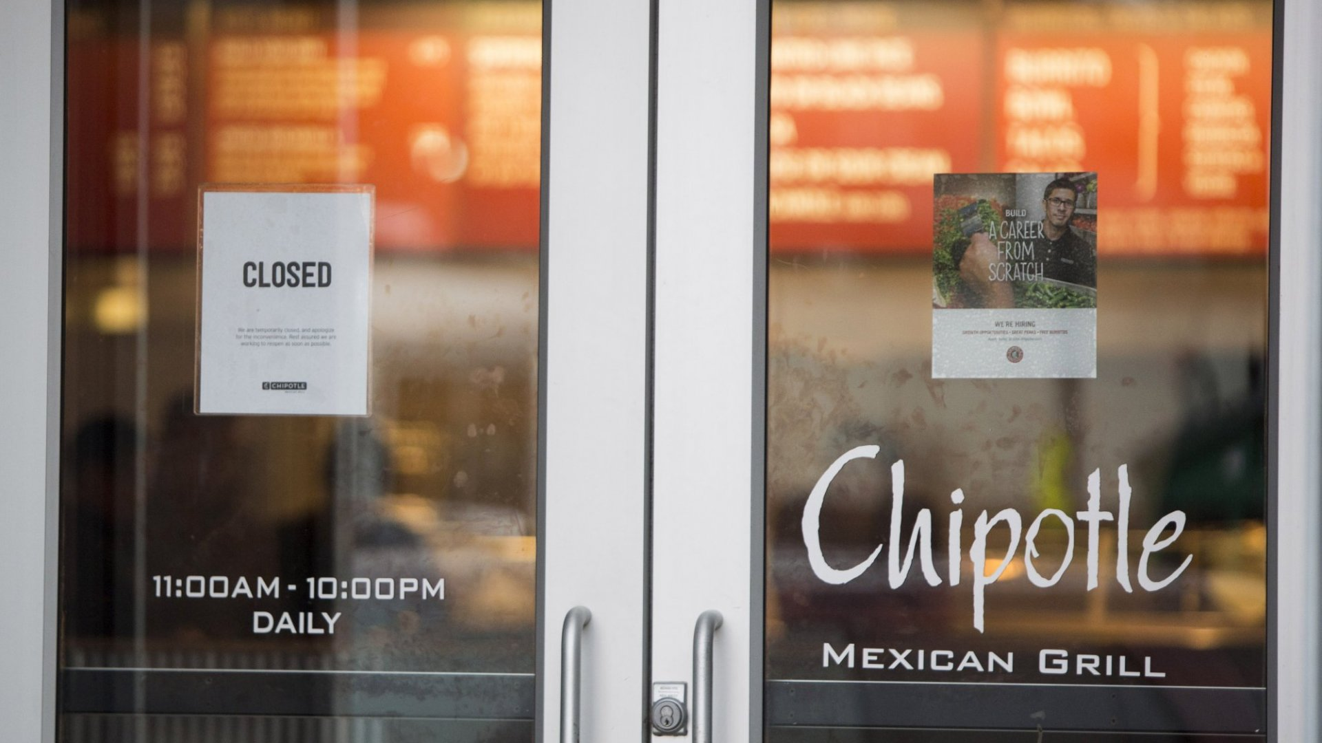 Chipotle to Briefly Close All Stores to Address Food Safety Issues