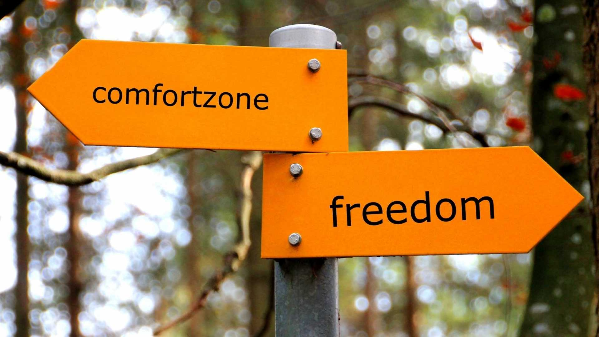 Your Next Goal: The Freedom Ratio