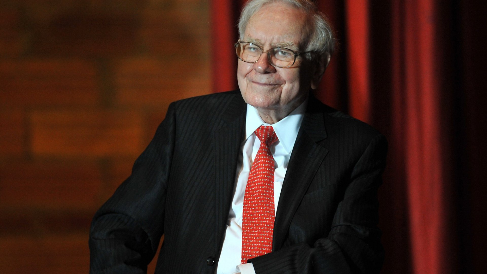 Billionaire Businessman Warren Buffett