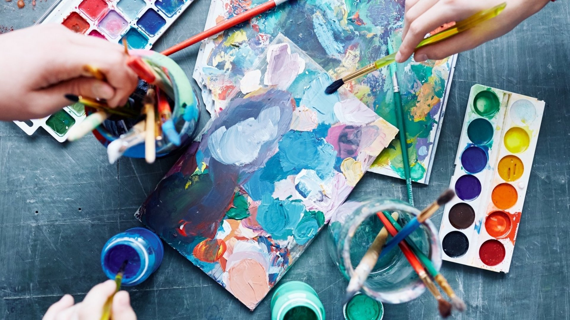 8 Keys to Improving Your Creativity in Business--and Enjoying Your Life More
