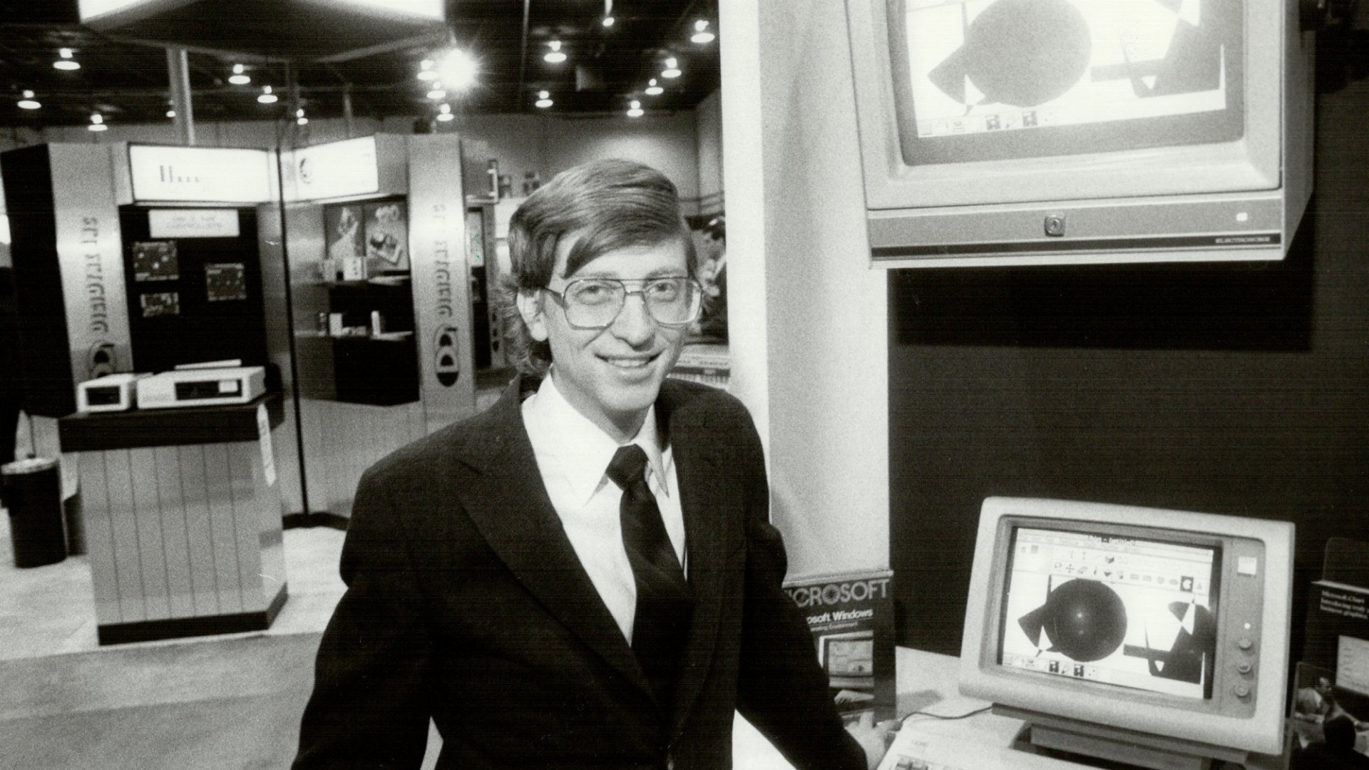 Bill Gates was about to transform an entire industry.