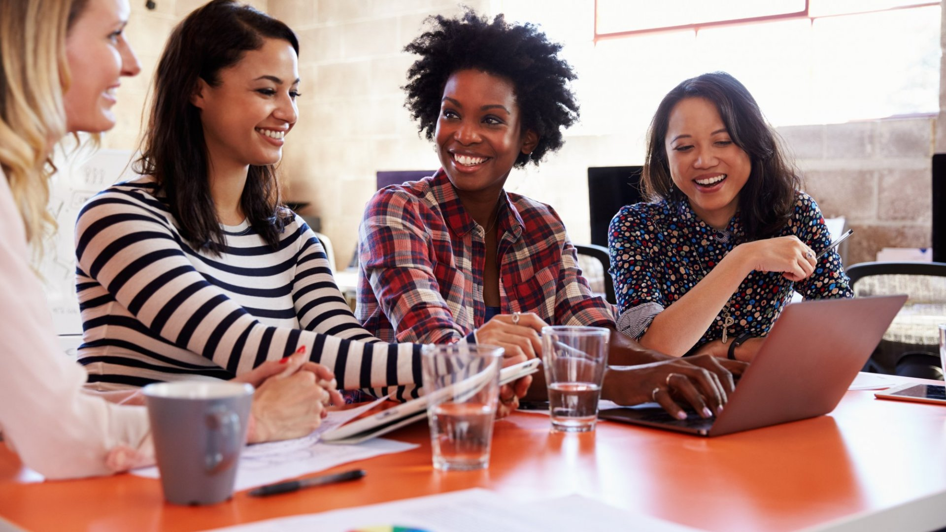 STEMing the Gender Gap in Technology: Ideas that Work