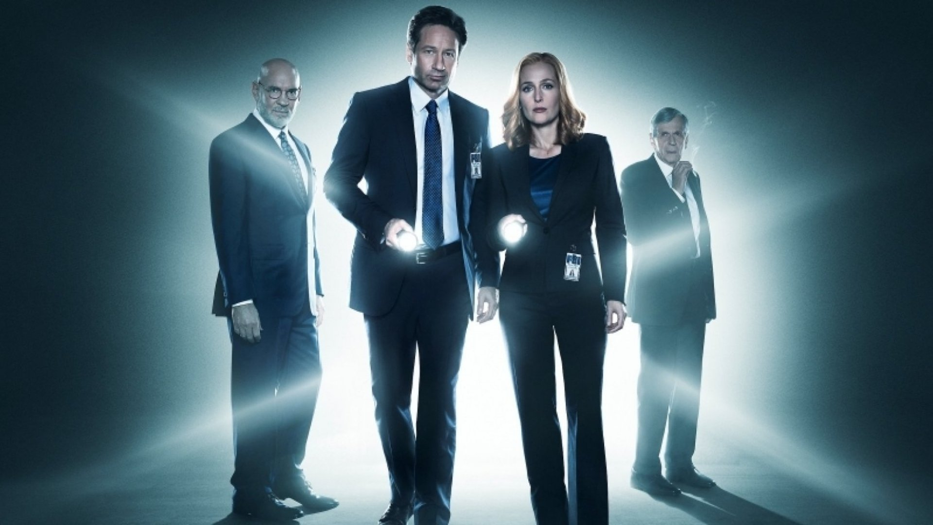 Gillian Anderson on Staying Motivated at the Top of Your Game