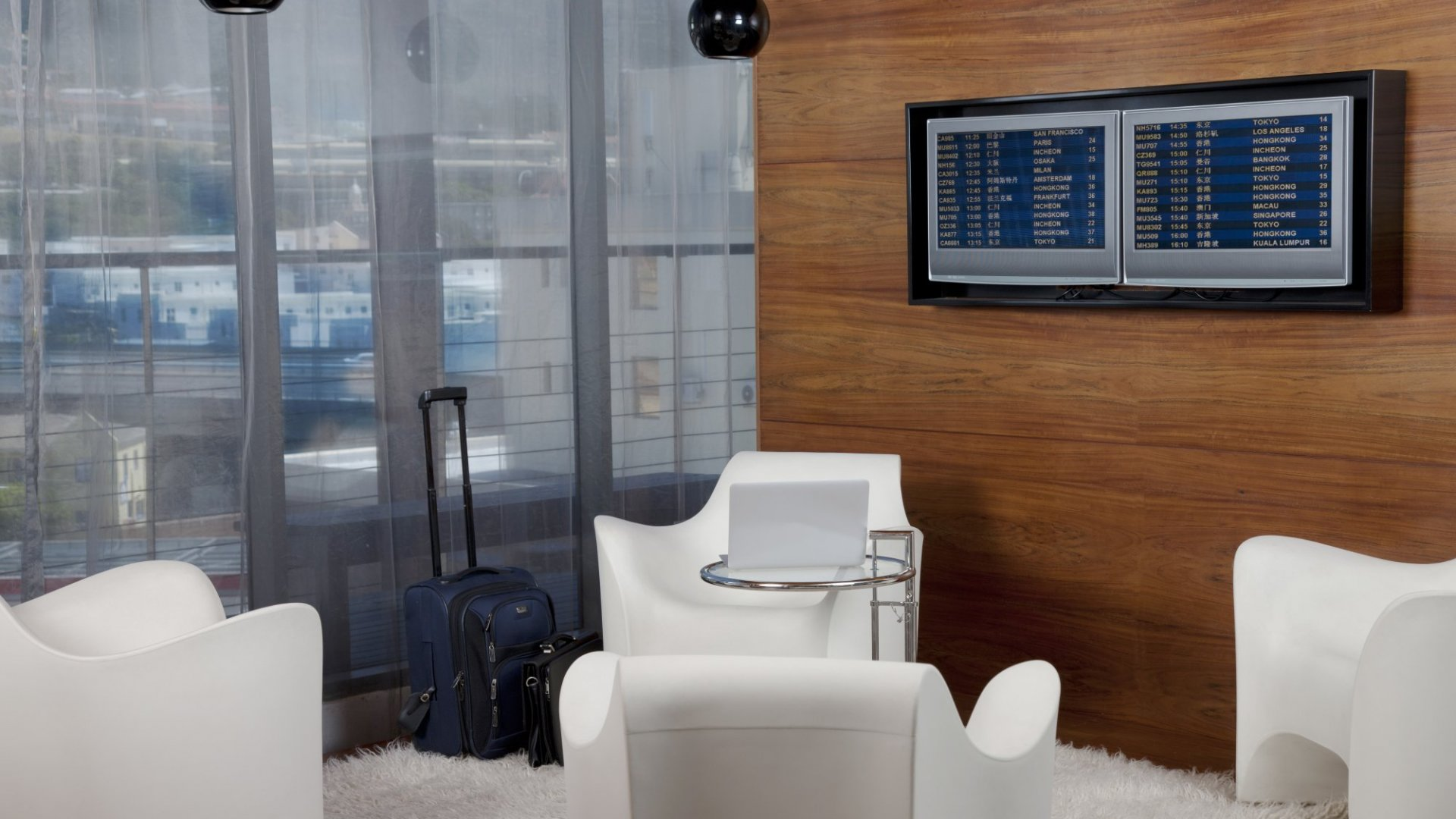 3 Airport Productivity Hacks for Business Travelers