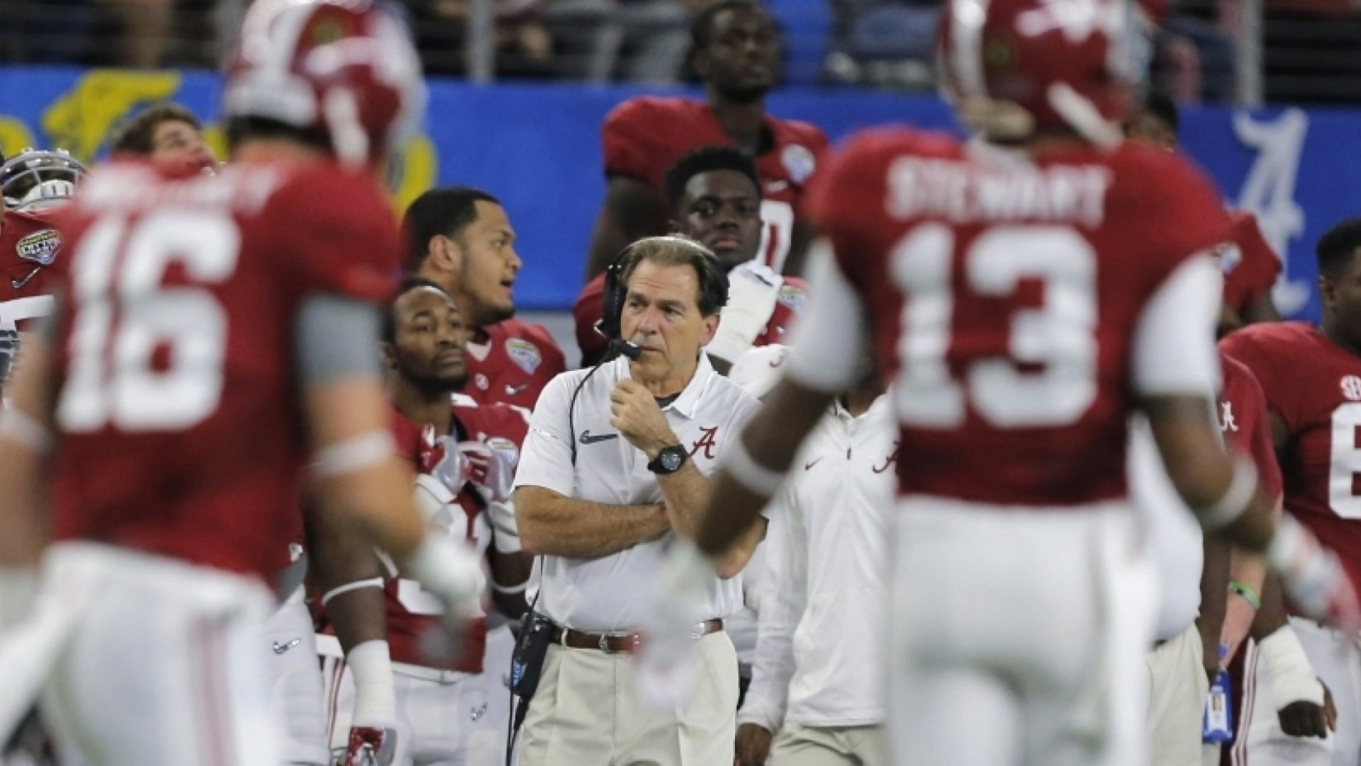 4 Leadership Lessons From Alabama Head Coach Nick Saban
