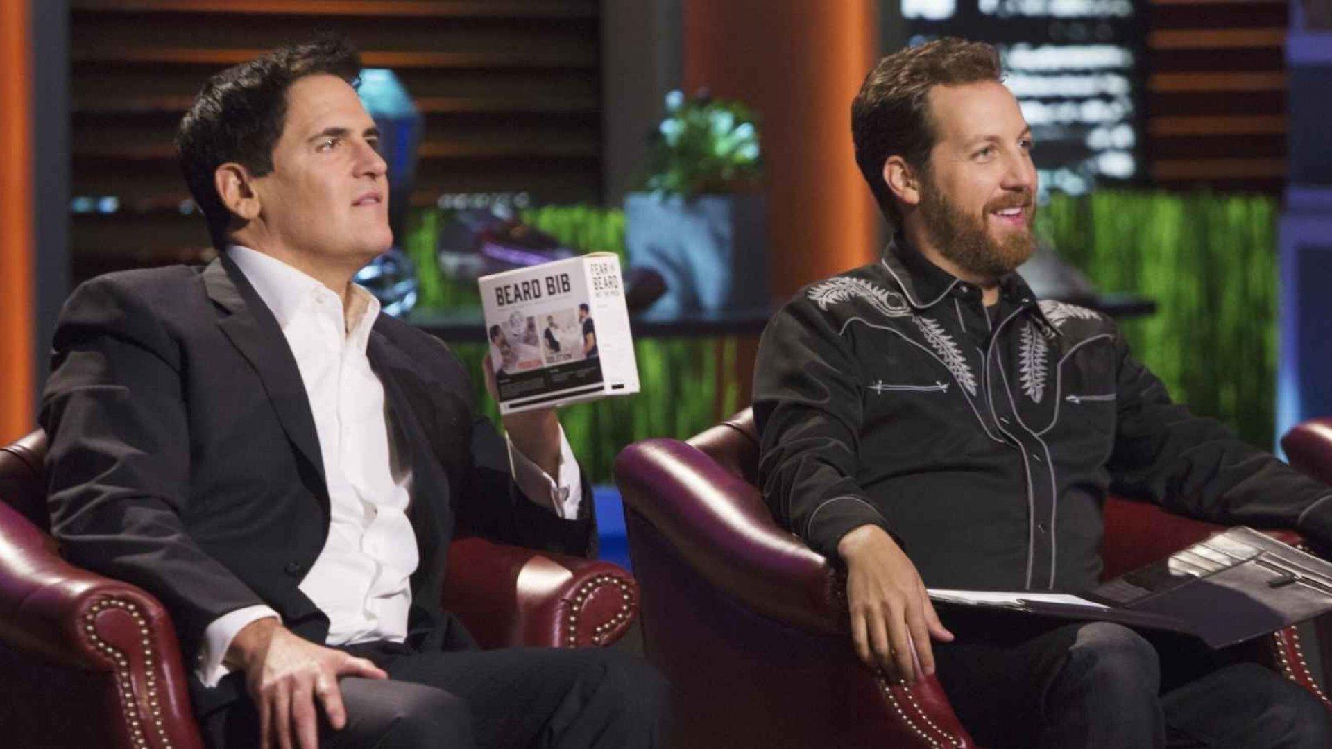 Mark Cuban, Chris Sacca, and Paul Graham Spar Over 'Shark Tank' on Twitter