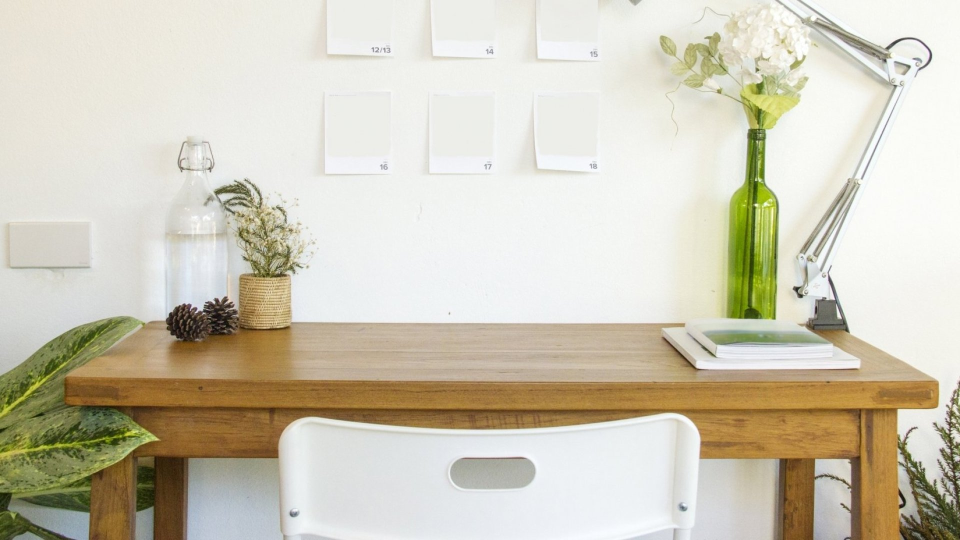 5 Tiny Changes to Your Desk That Will Make You Much More Productive