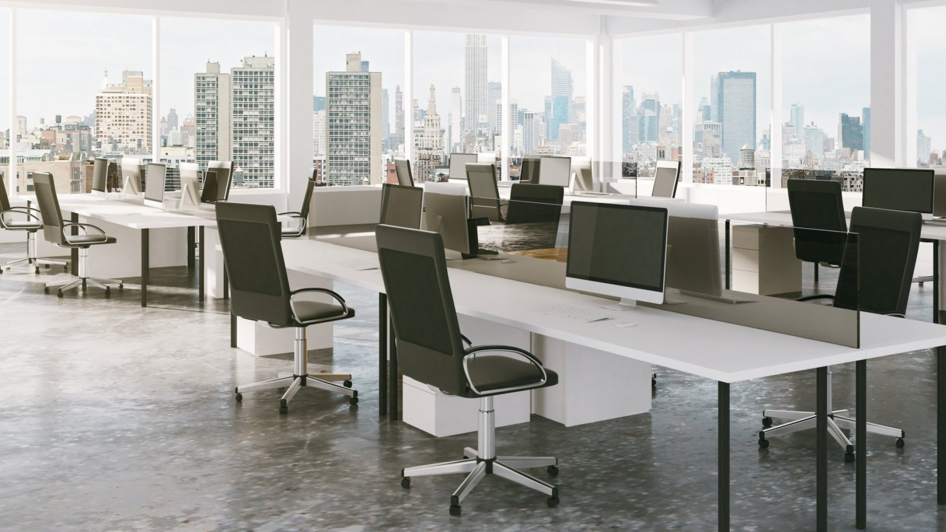 Open-Plan Offices Are the Worst Management Fad Ever. But They Can Provide 1 Very Clear Benefit: Natural Light