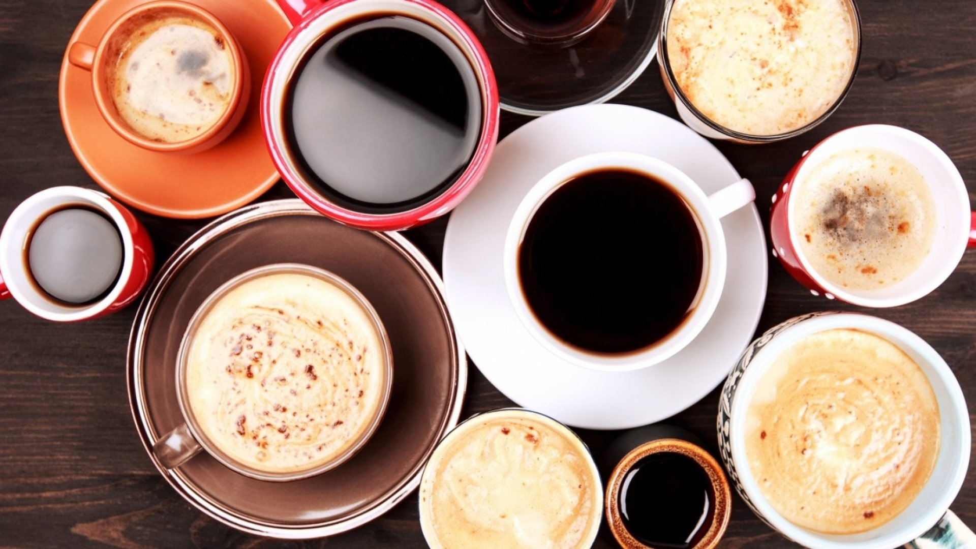 Love Coffee? Surprise! You Probably Aren't Drinking Enough, According to Science