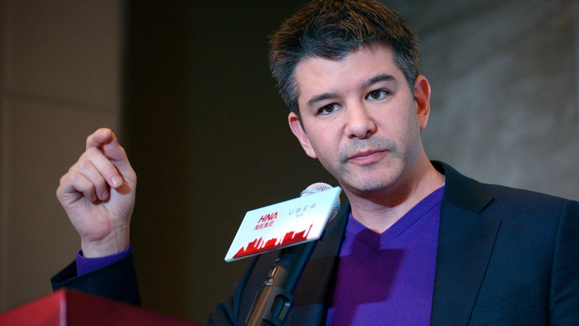 Uber's Travis Kalanick Resigned.  Here's What He Should Have Done Differently