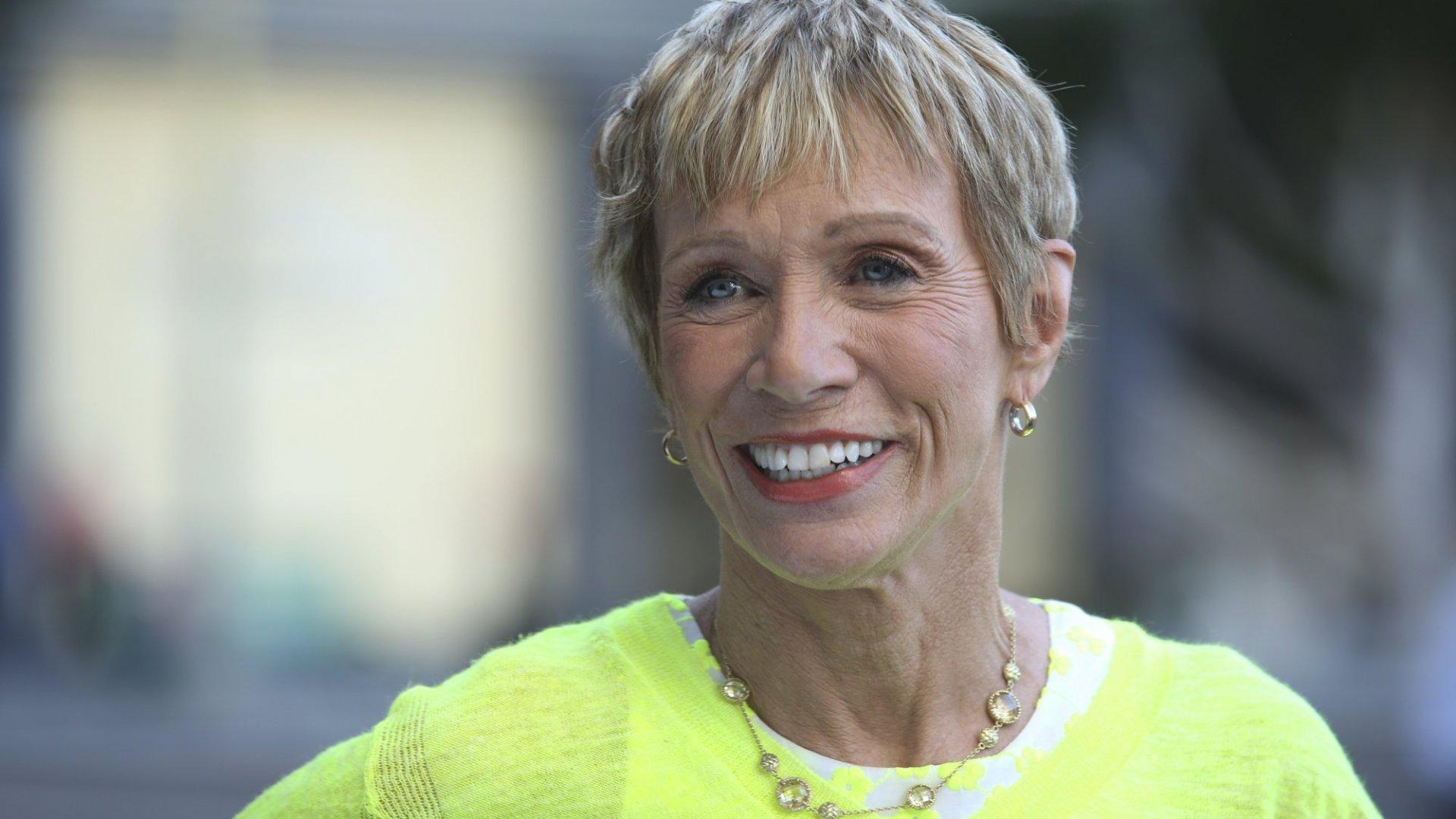 Barbara Corcoran's Go-To Book for Anyone Seeking Her Leadership or Business Advice