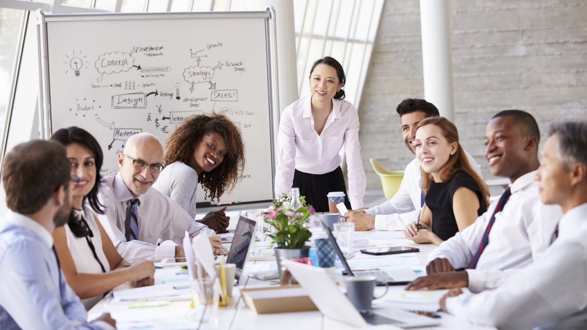 Here's Why You Should Stand at Your Next Meeting