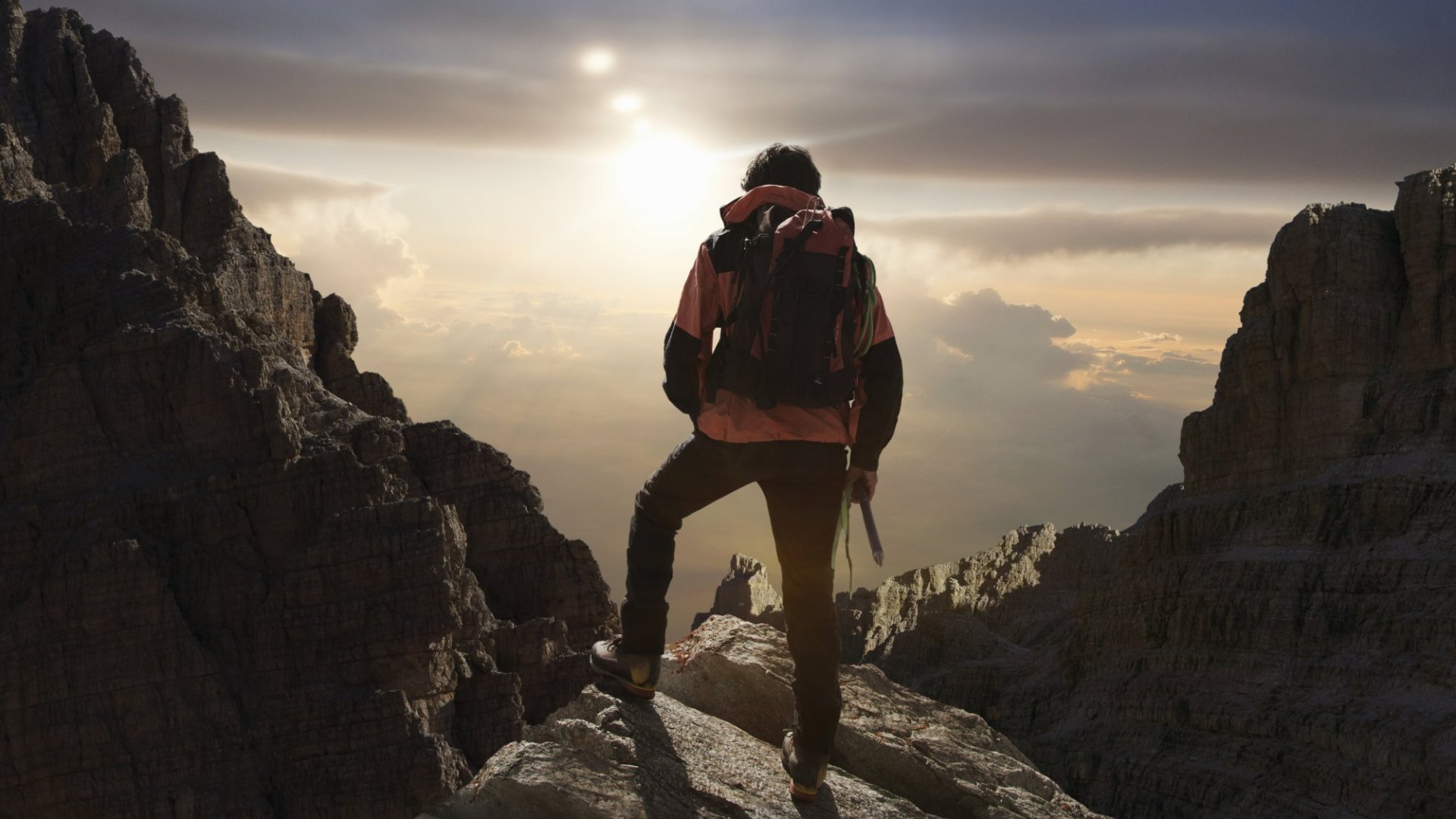 Business Lessons From an Executive Who Climbed the World's Tallest Peaks in a Single Year