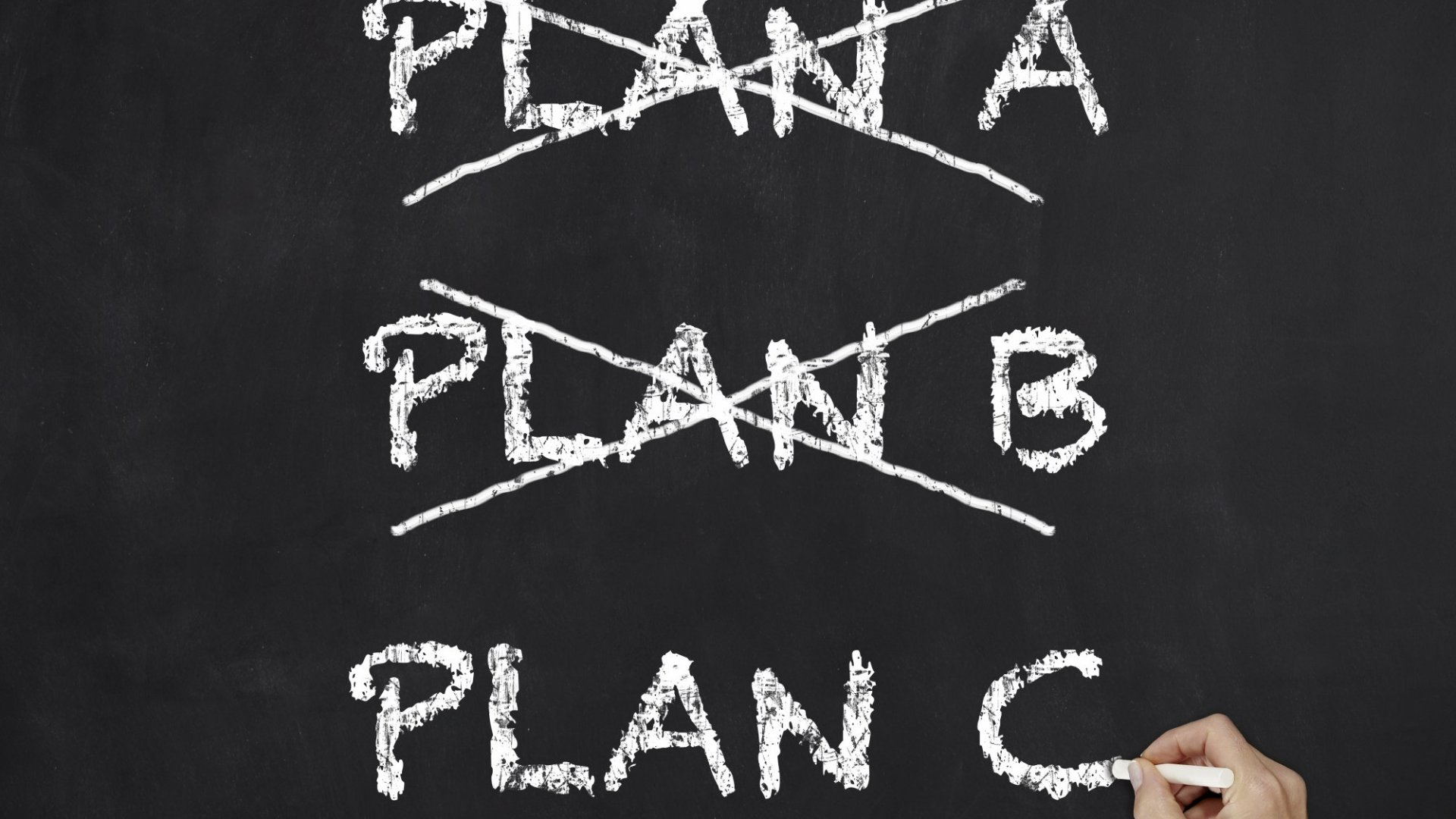 A Good Plan Is Not Enough. To Succeed, You Need These 5 Things