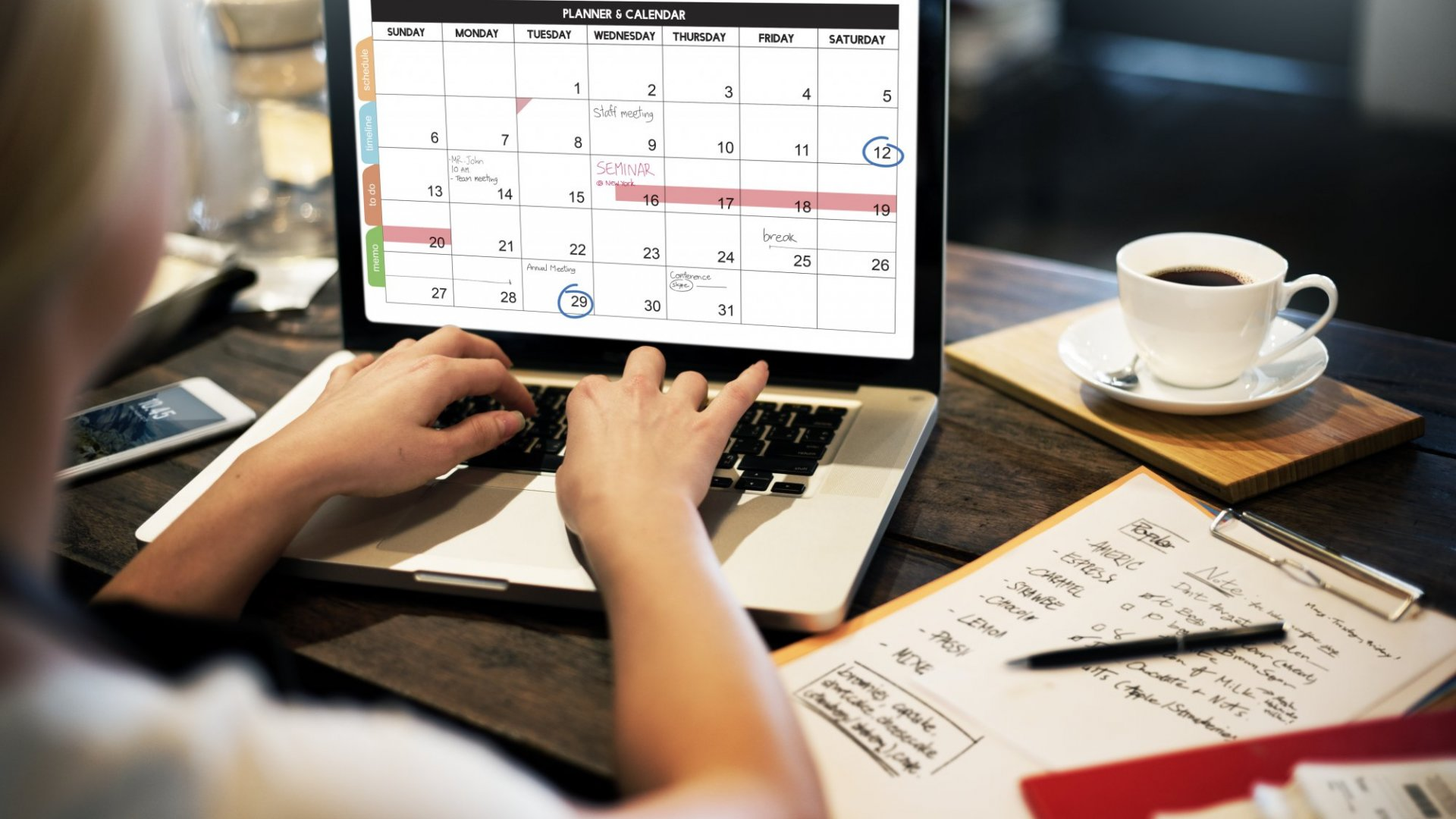Why You Should Create a 1,000-Day Planning Calendar