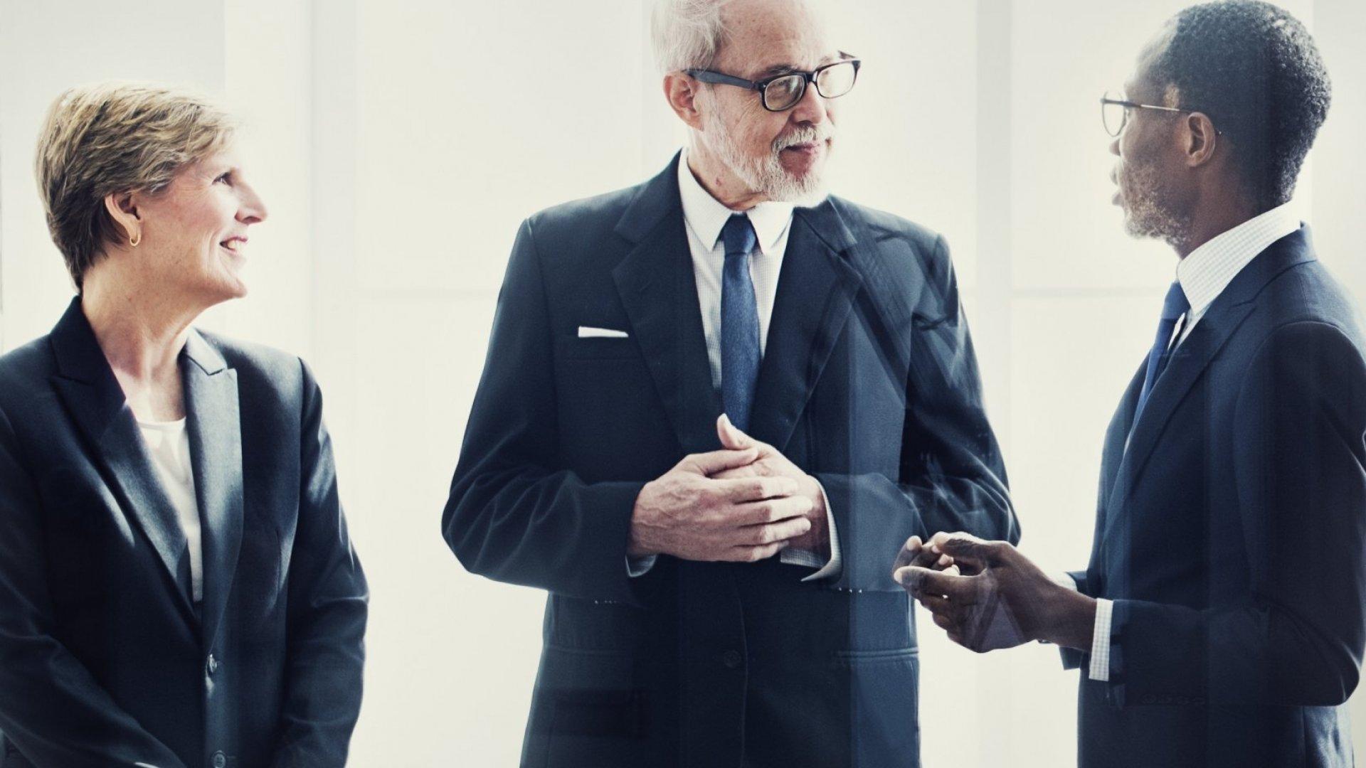How Do You Develop Executive Gravitas?