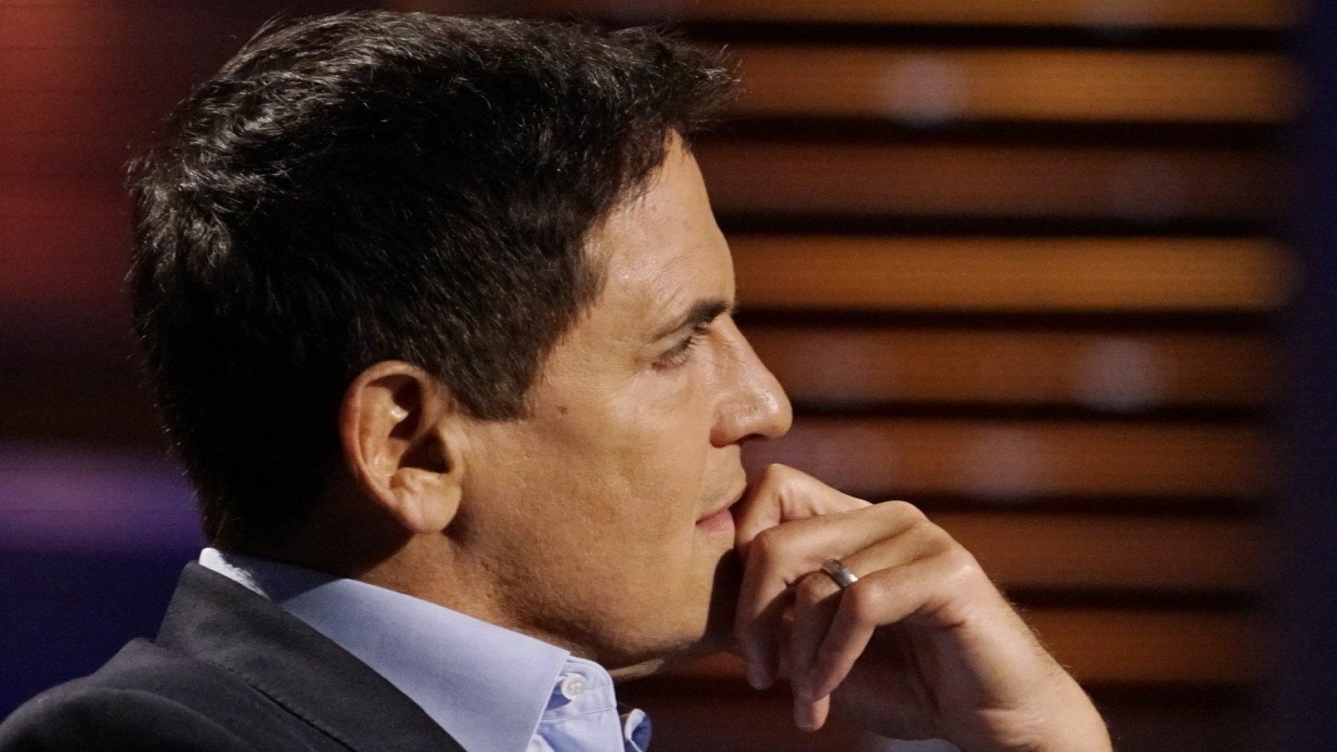 How Mark Cuban Would Solve the Apple-FBI Standoff