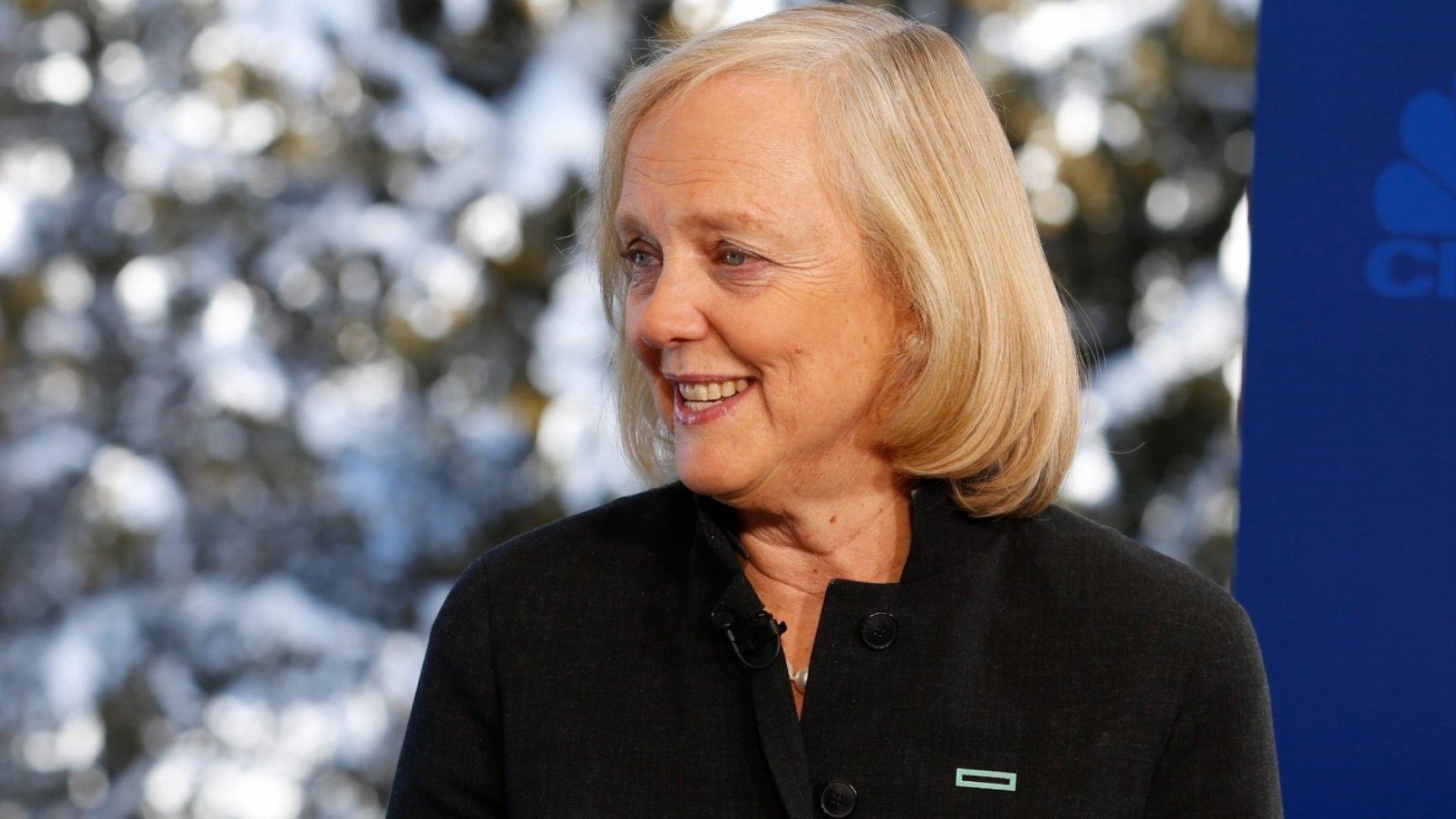 Meg Whitman Leaves HP's Board