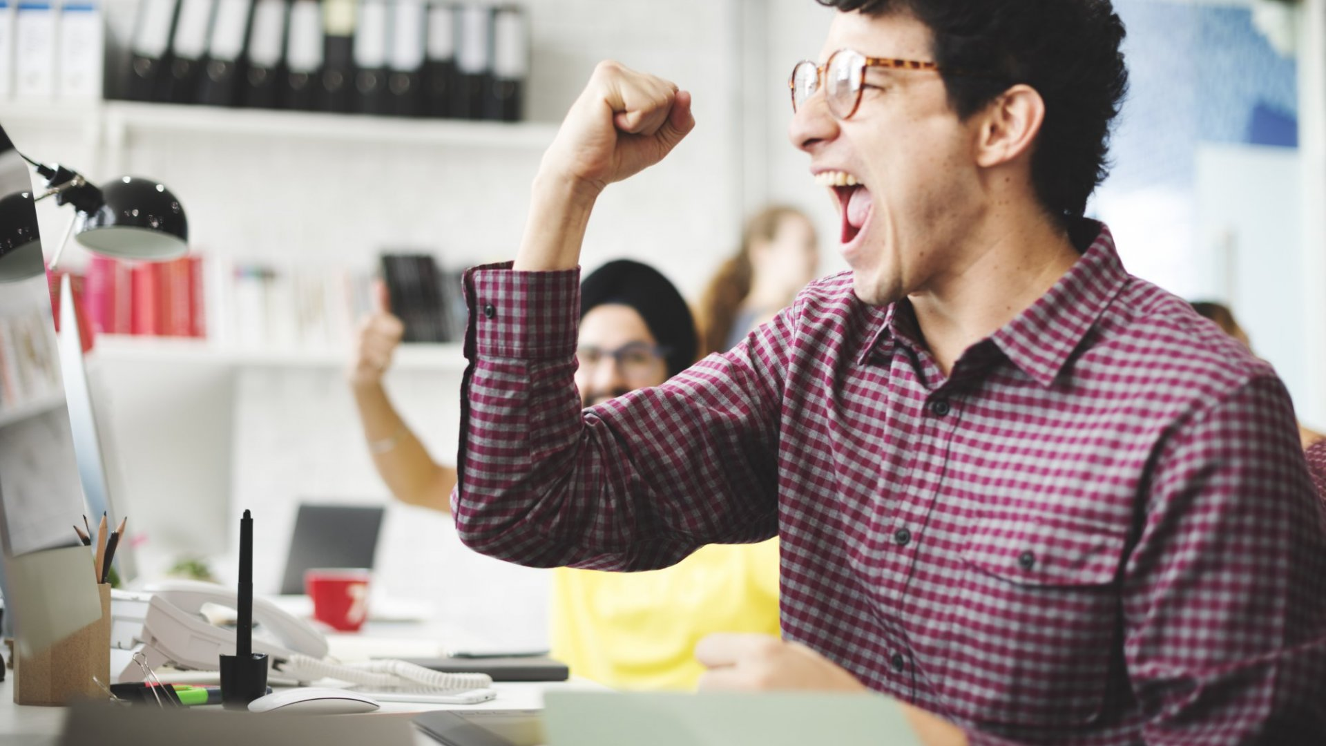 Employees Are Happiest When Work Offers 2 Things (Hint: It's Not More Money or Work-Life Balance)