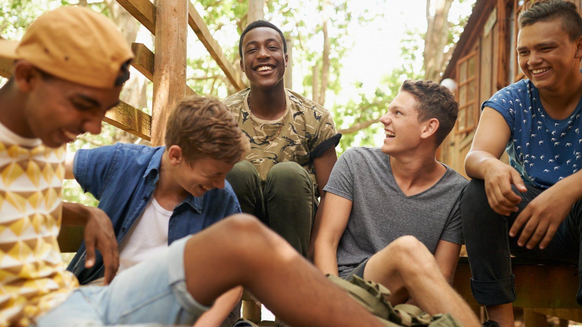 10 Habits That Change Boys Into Men | Inc.com