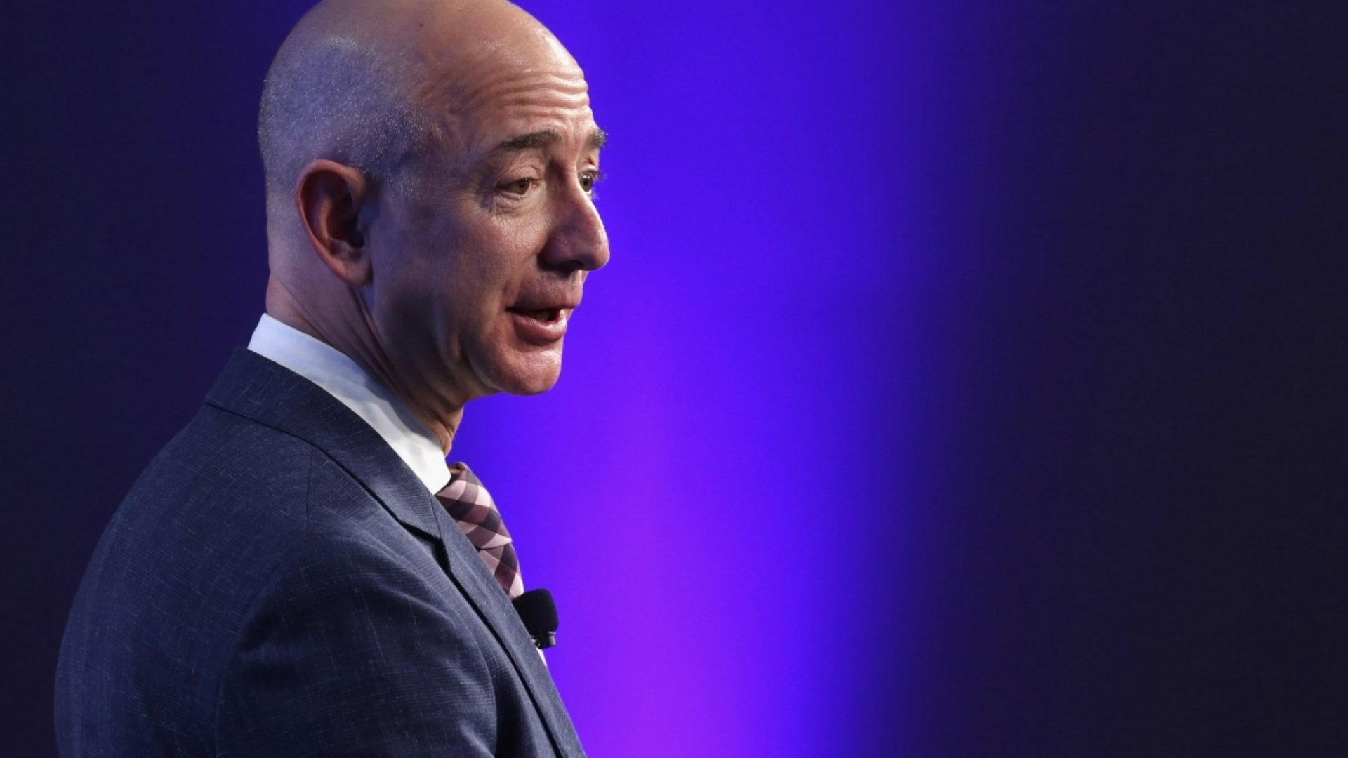 Jeff Bezos Says to Build a Life You're Proud of, Ask These 12 Questions