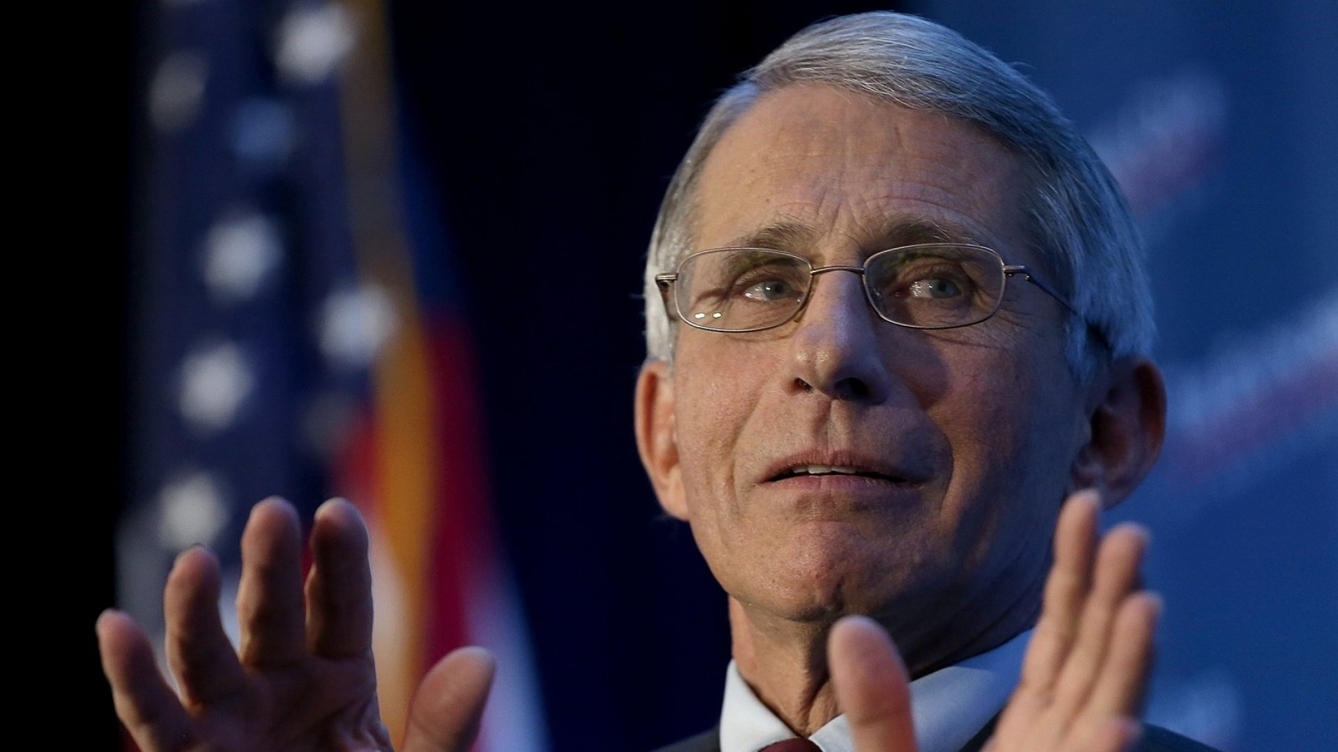 Anthony Fauci Says 'Rolling' Reentry Could Start as Soon as May