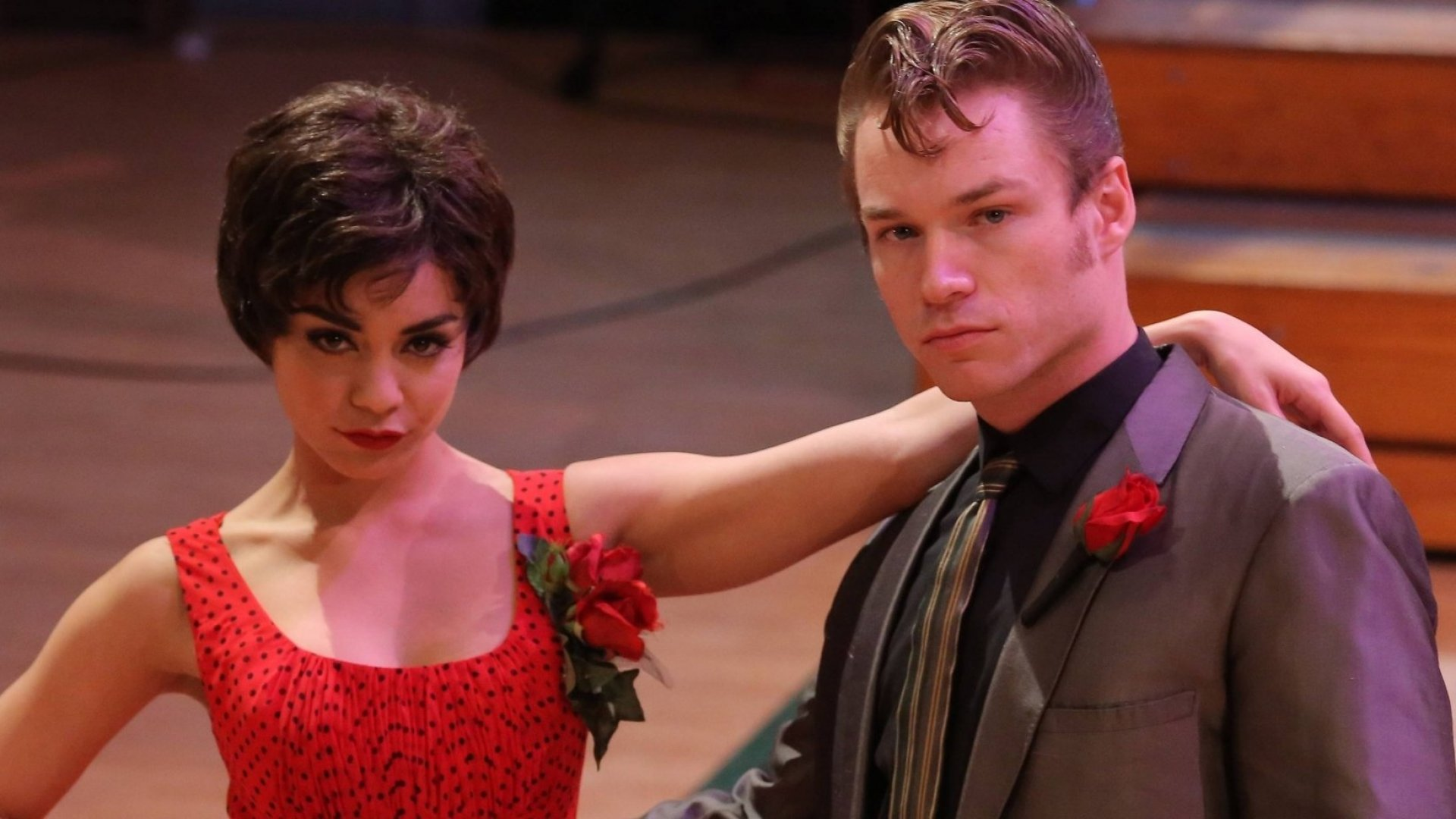 How Vanessa Hudgens's 'Grease: Live' Performance Demanded More Than Acting