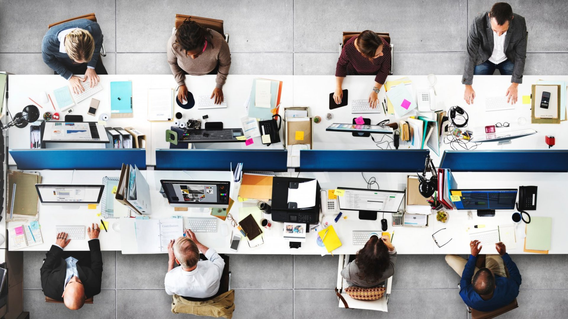 Make Your Workplace More Productive With These 5 Tech Tools