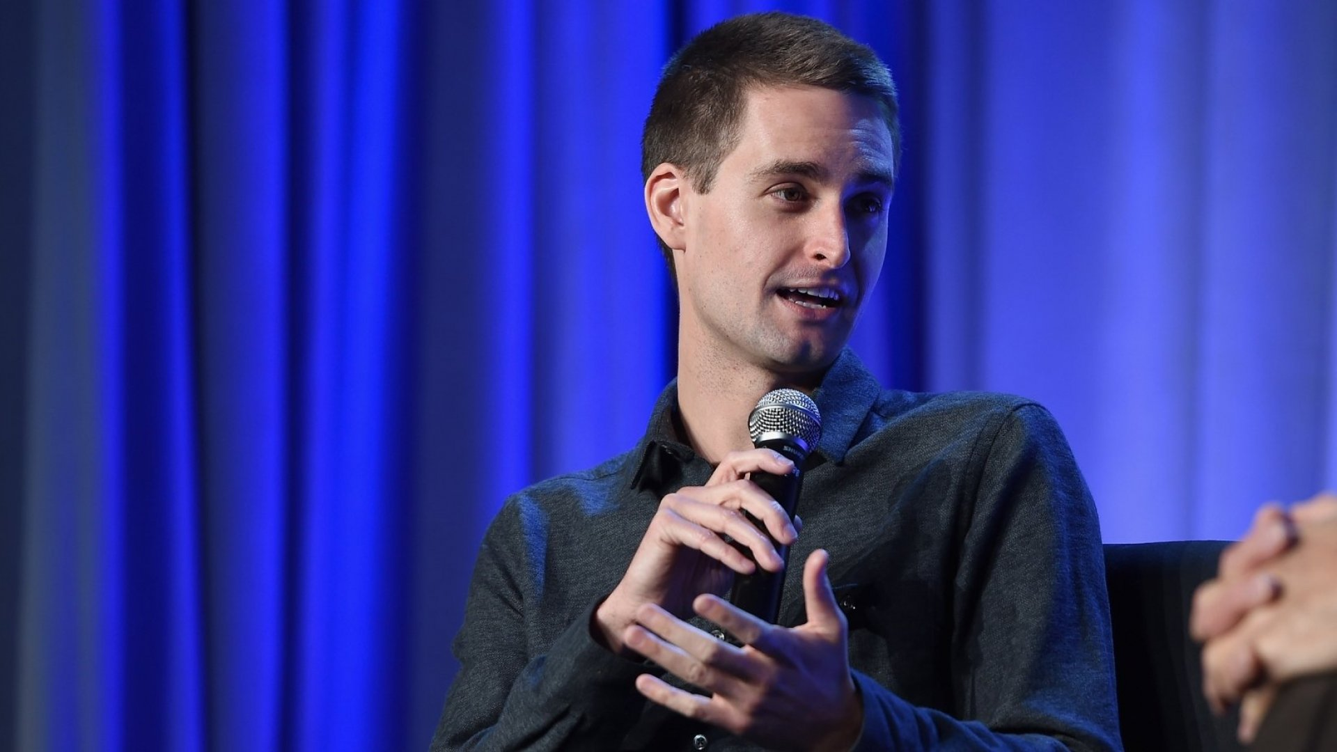 How Evan Spiegel Plans to Keep Total Control of Snap After Its IPO