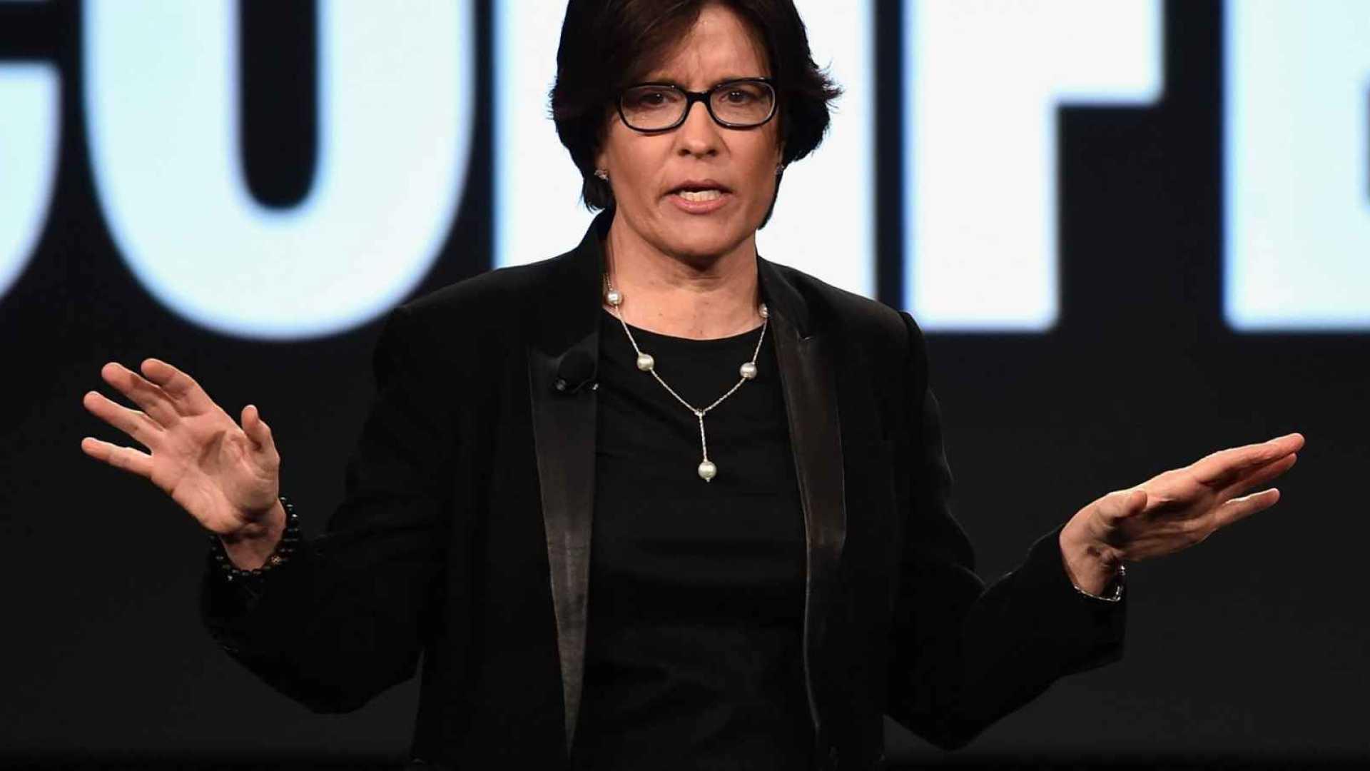 Tech Journalist Kara Swisher Says She's Going Into Politics