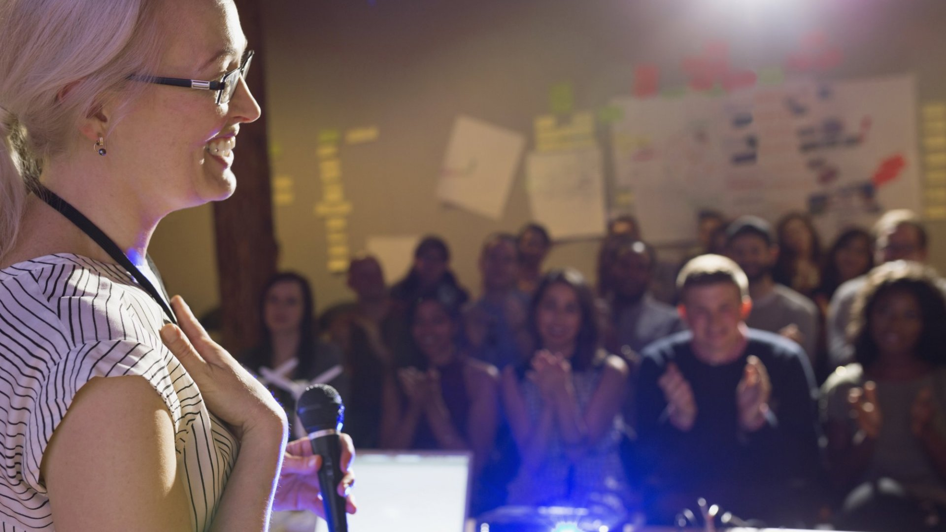 You don't need to fear public speaking any longer.