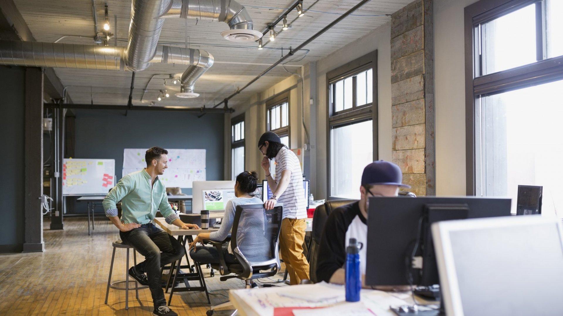 5 Critical Startup Secrets Most Big Companies Forget