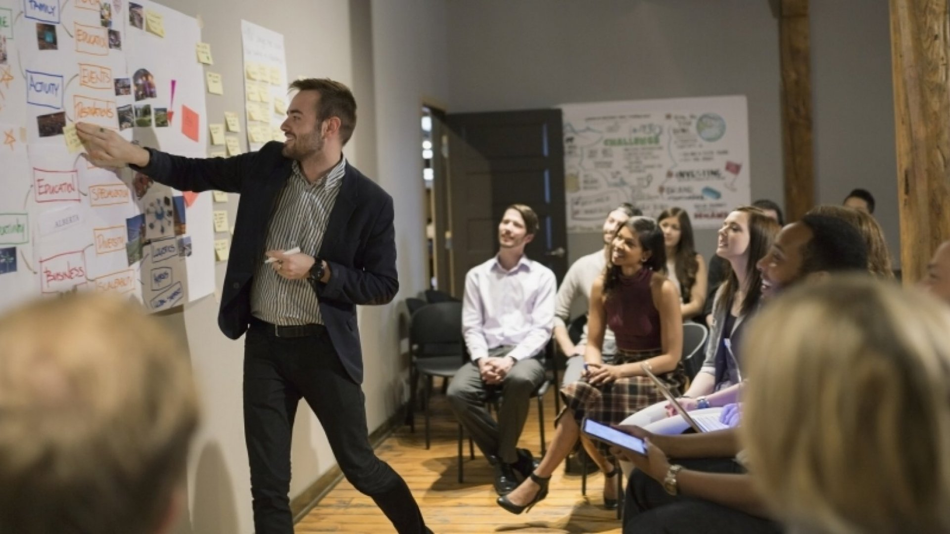 Practice the 3 C's to Be a Better Leader