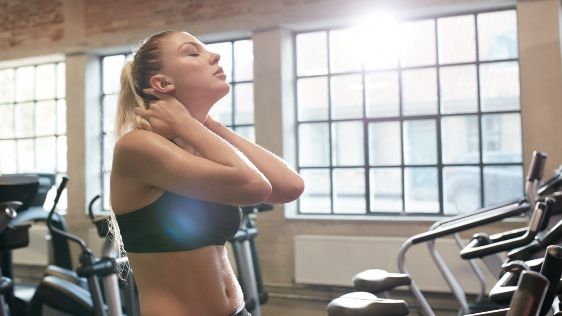 Sick Of The Gym? Science Says This 40-Second Workout Could Make You Fitter Than Manic Classes