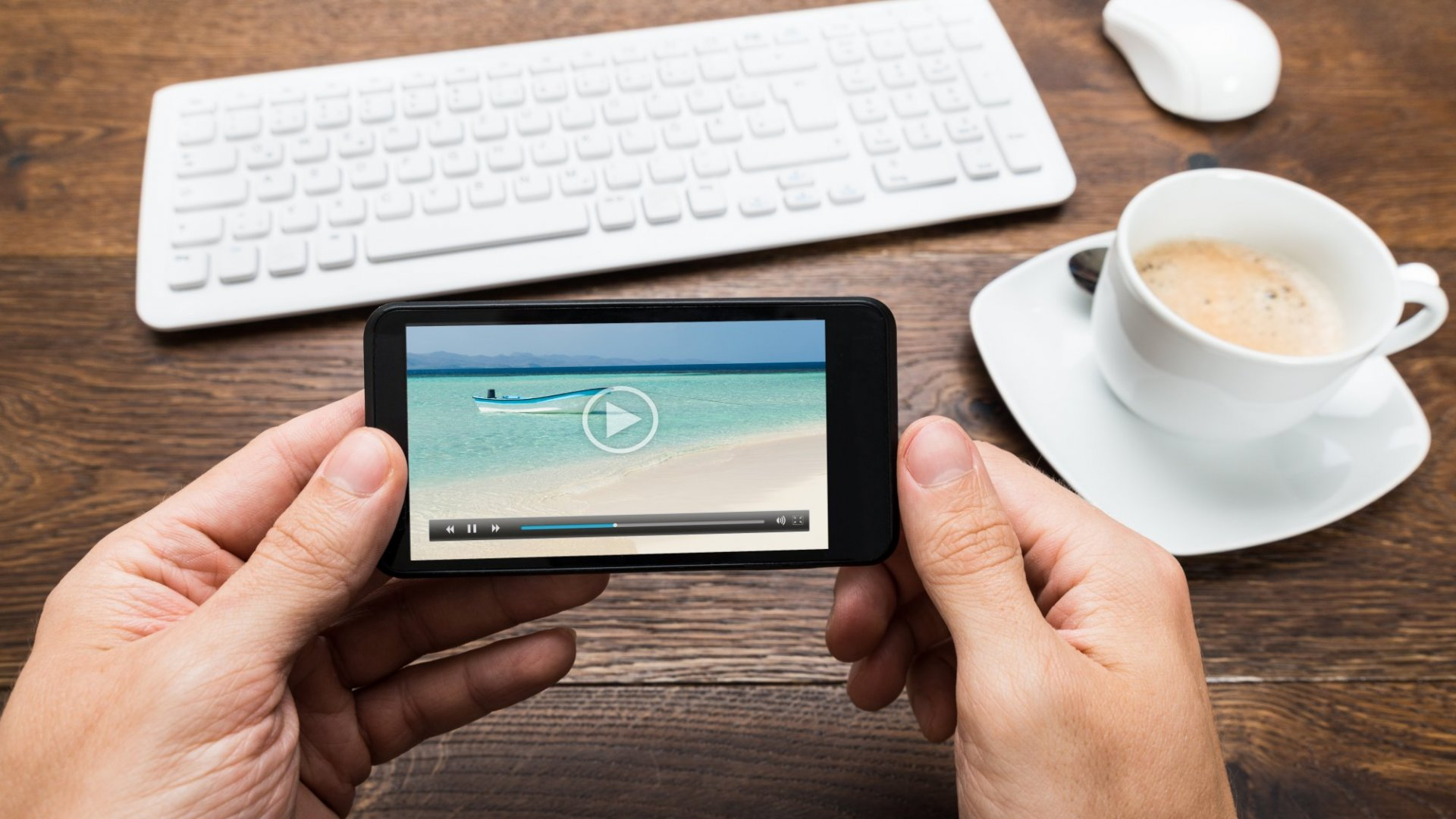 Global Study Shows Mobile Video Dominated Viewers in Q4 2017