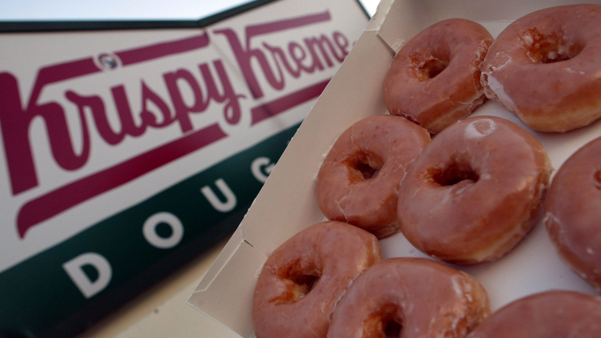 Last Week, Krispy Kreme Was a Villain. Now, It's a Hero--Thanks to 1 Very Smart Marketing Decision
