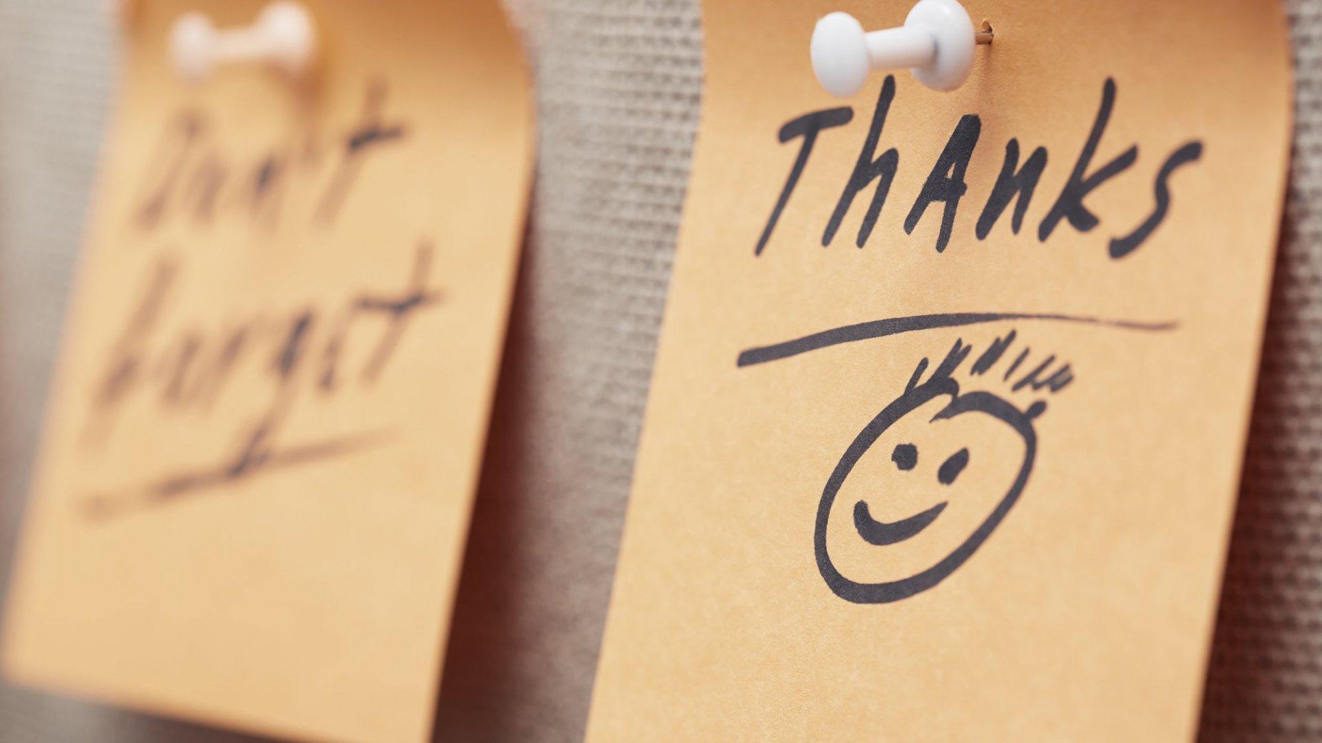 5 Ways to Show Gratitude at Work
