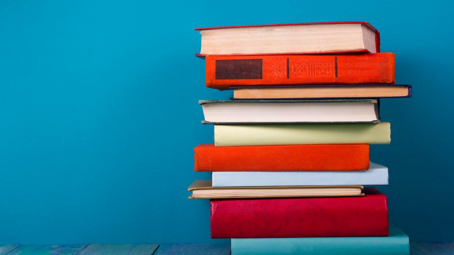 5 Books for the Entrepreneurial Soul