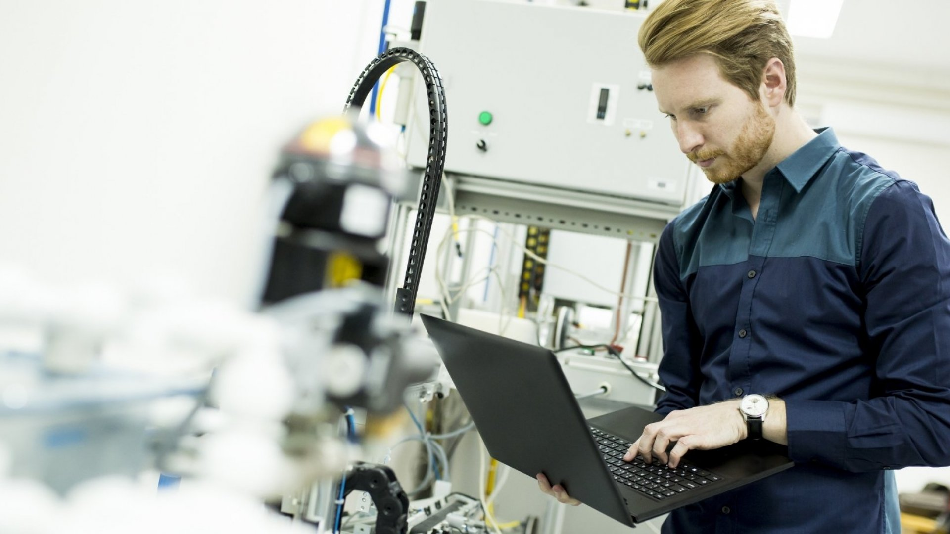 What if Humans are Really the Ones Taking Jobs Away from Robots?