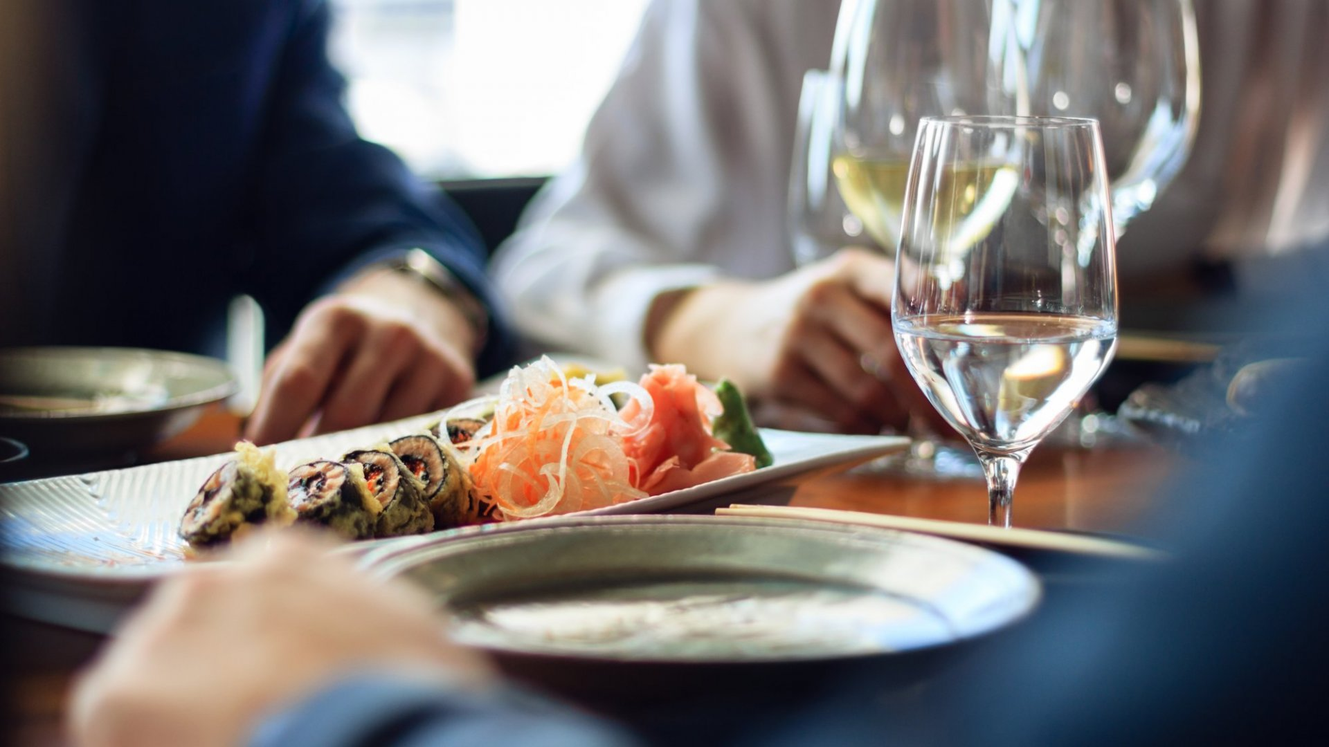 11 Things Your Mother Never Taught You About Business Dining Etiquette