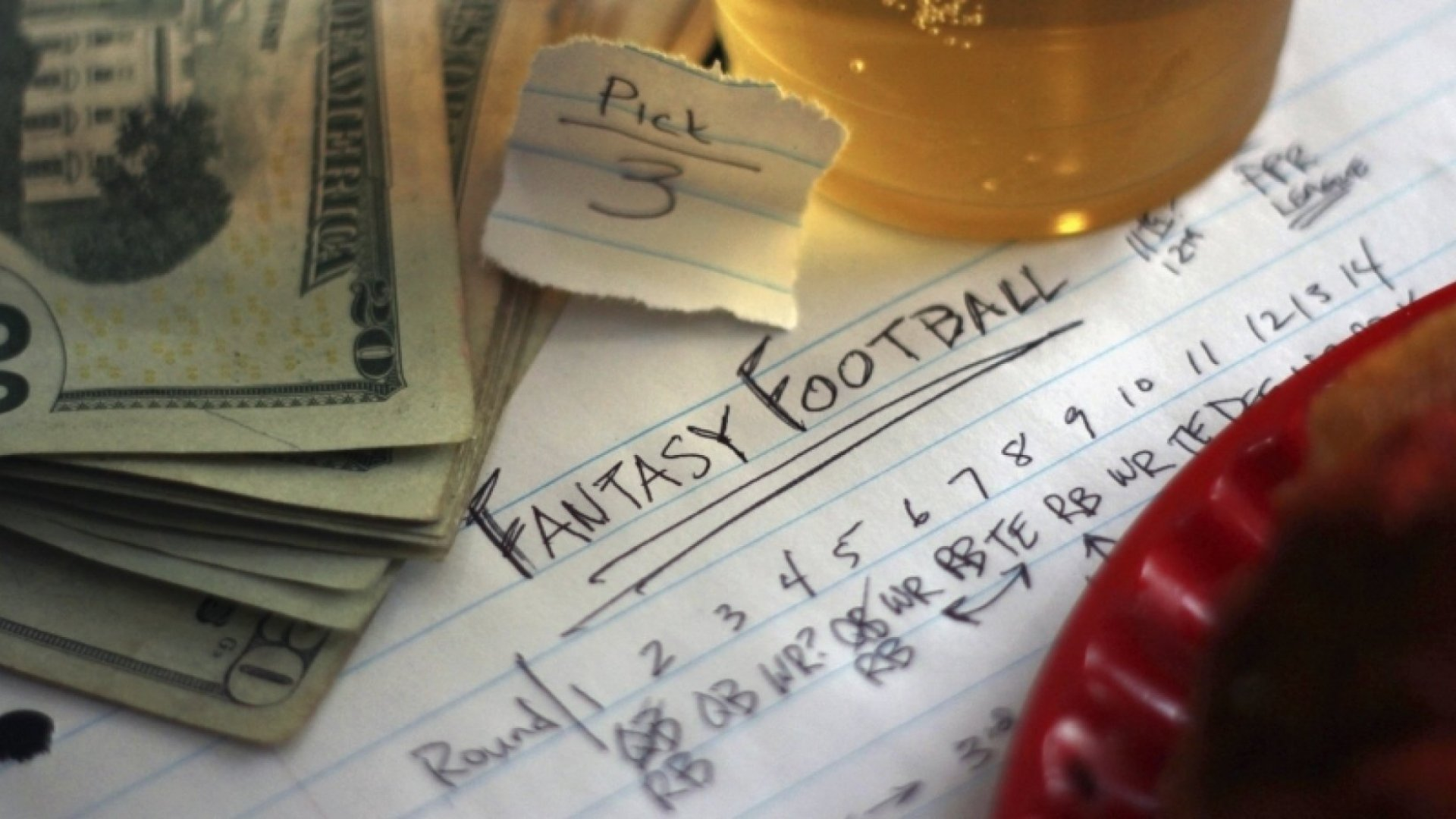 This Founder Has the Secret for Season-Long Fantasy Sports