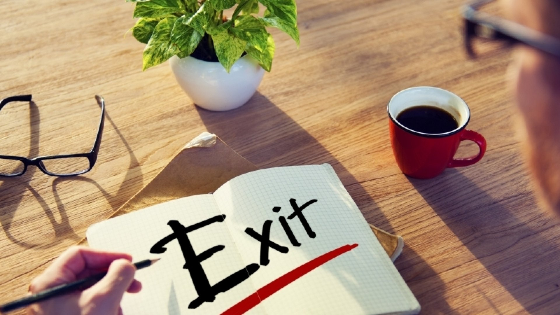 Why Your Company Needs an Exit Strategy