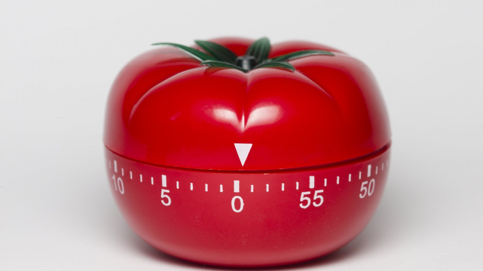 Surprise! The Missing Link to Beating Procrastination Is a Tomato