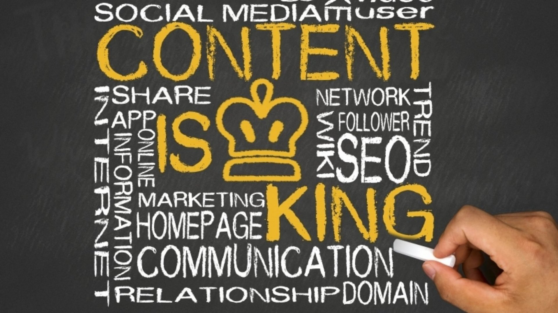 4 Things You Didn't Know About the Crazy Growth of Content Marketing