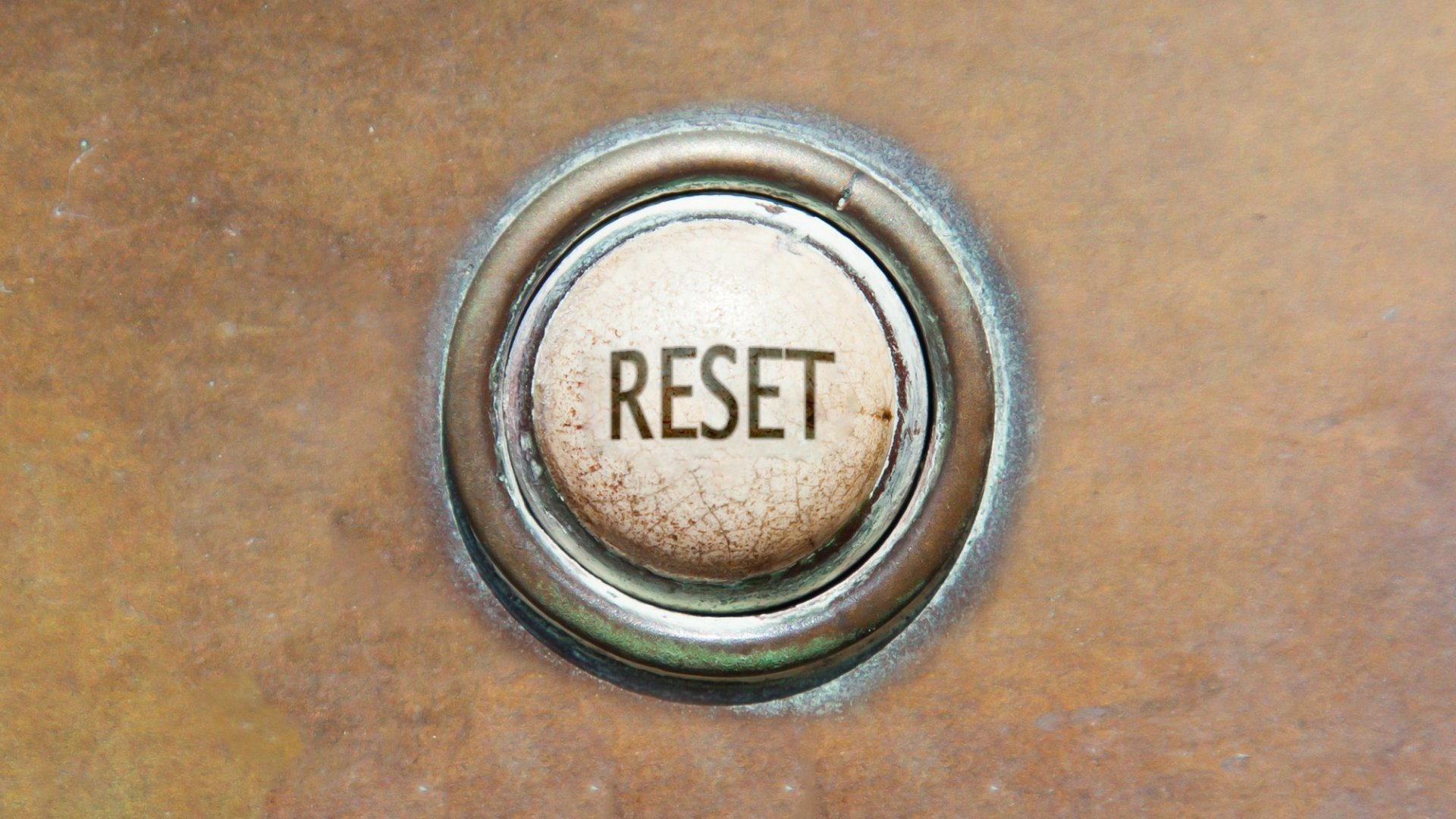 How to Know When You Need a 'Hard Reset' in Life