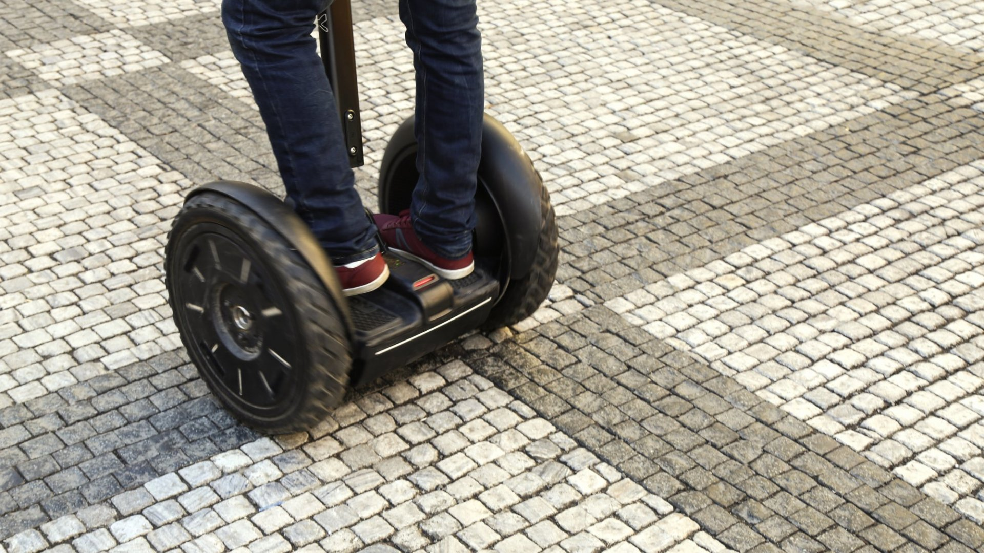 Why Electric Scooters Succeed Where Segway Failed