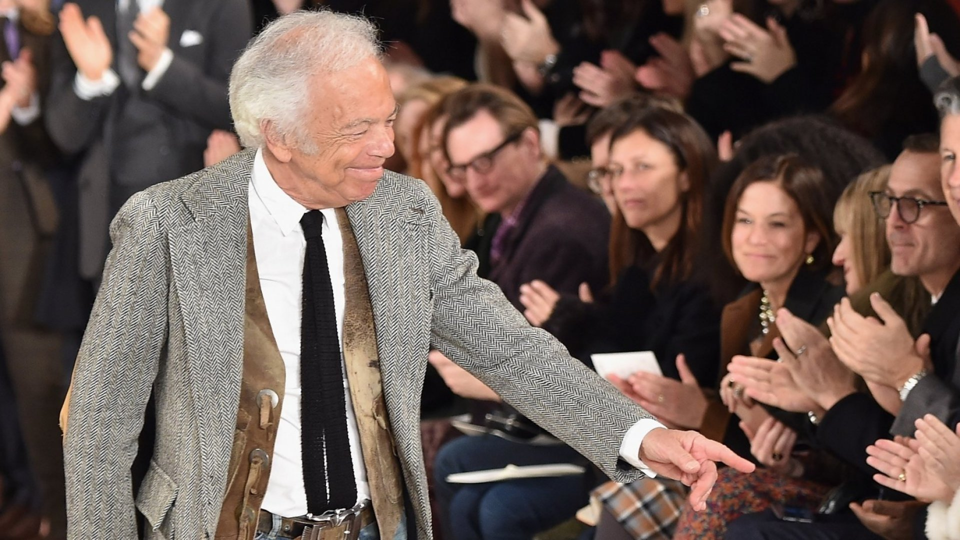 Ralph Lauren Stock Drops as CEO Implements New Strategy
