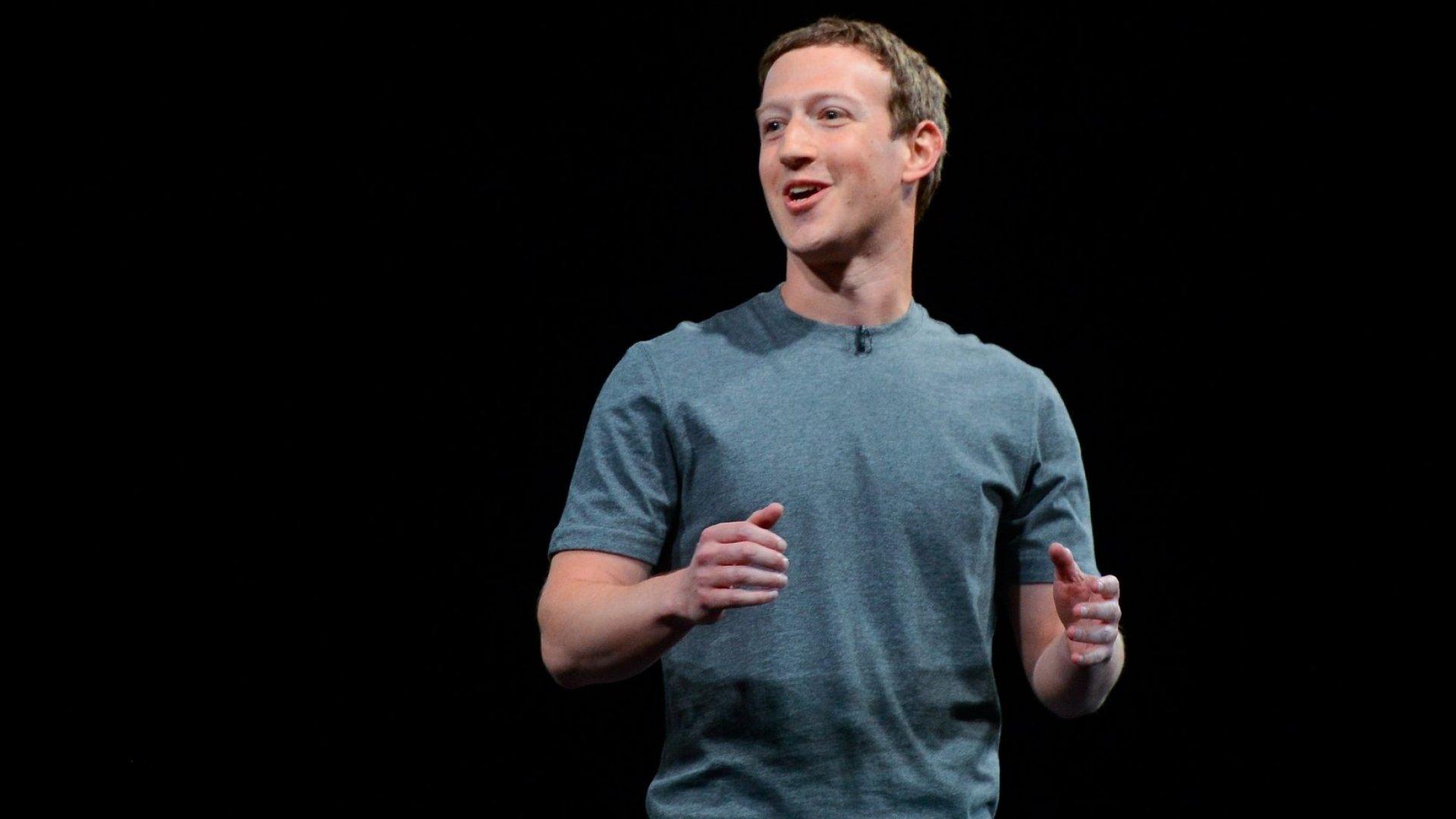 How to Understand Mark Zuckerberg's Success in 1 Quote