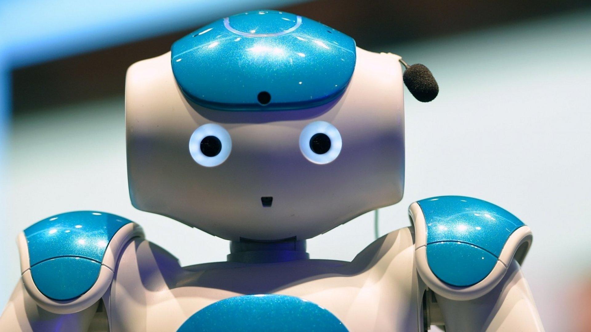 This IBM Watson robot is similar to MERA.