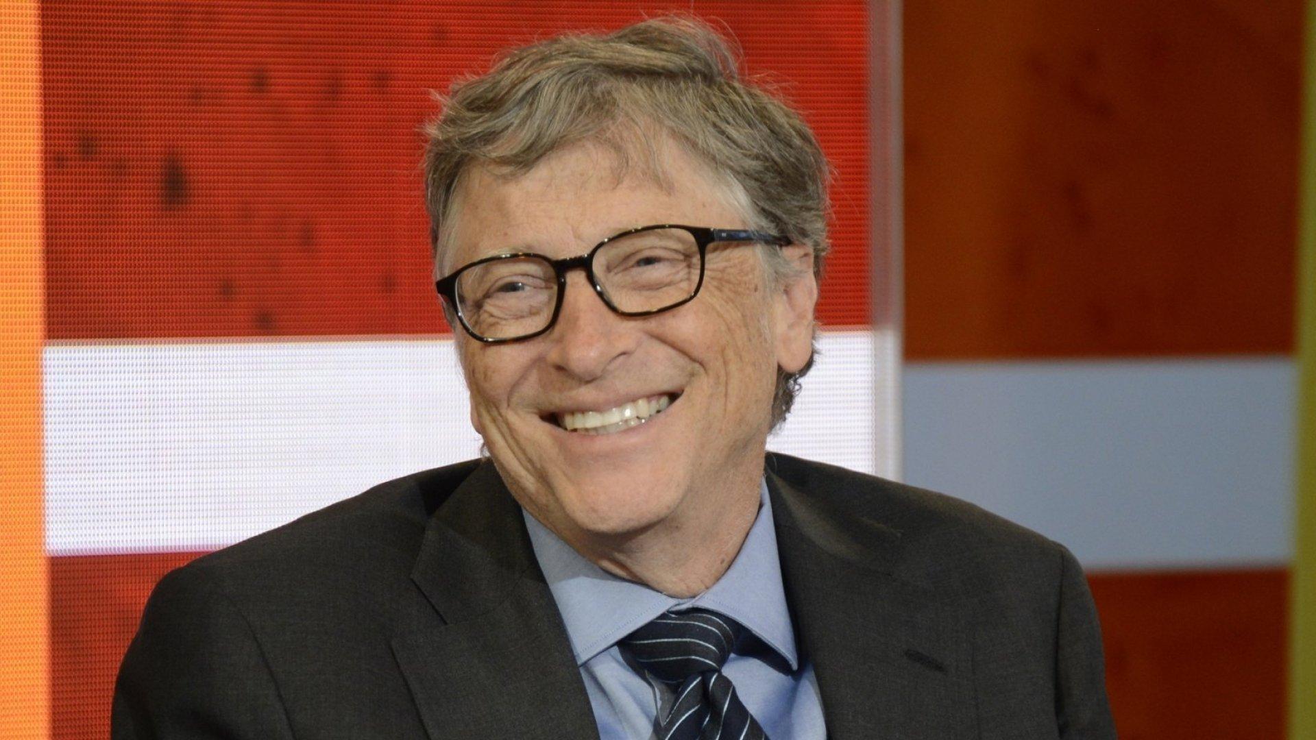 4 Habits That Finally Helped Bill Gates Get a Better Night's Sleep